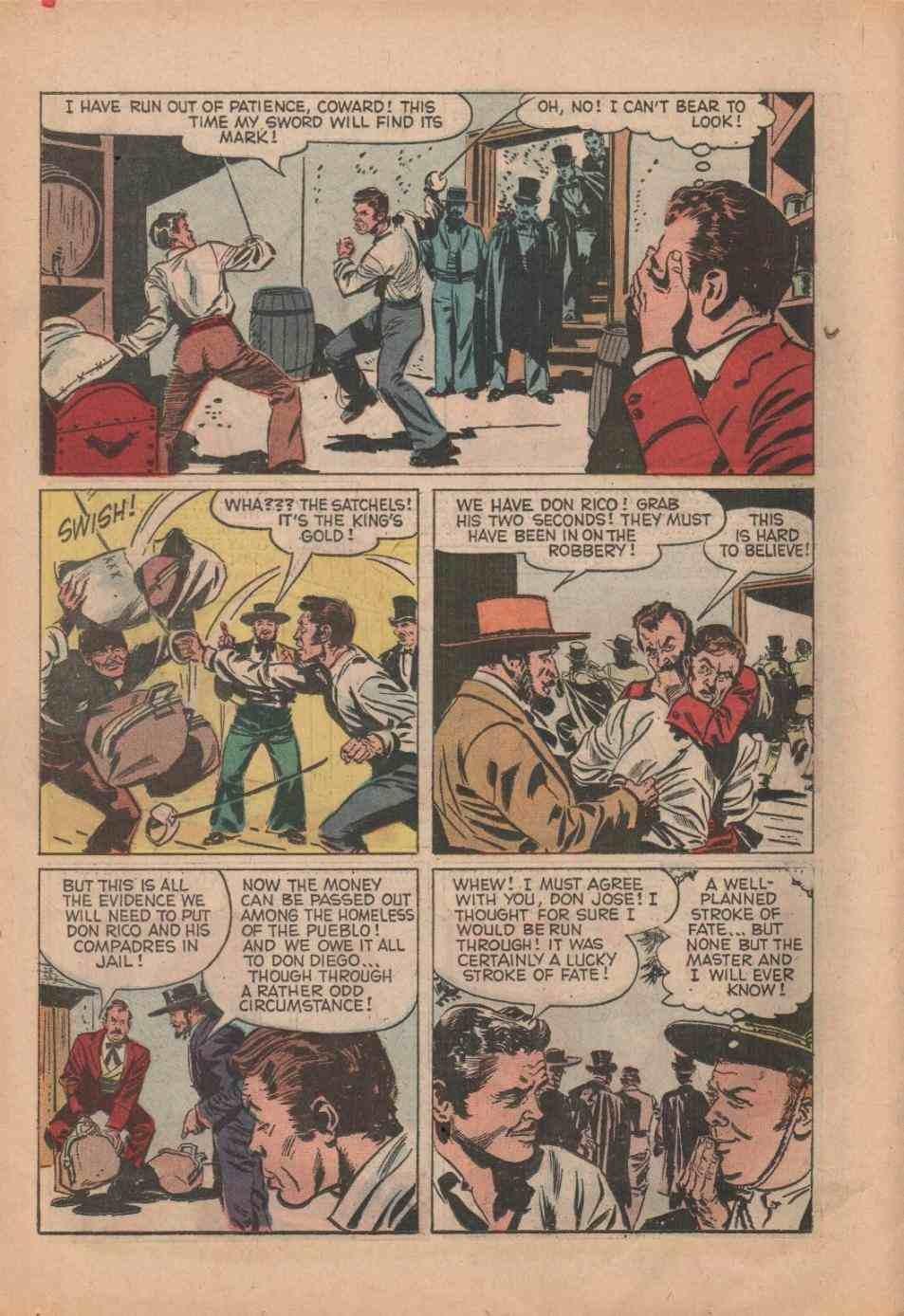 Zorro (1966) issue 6 - Page 18