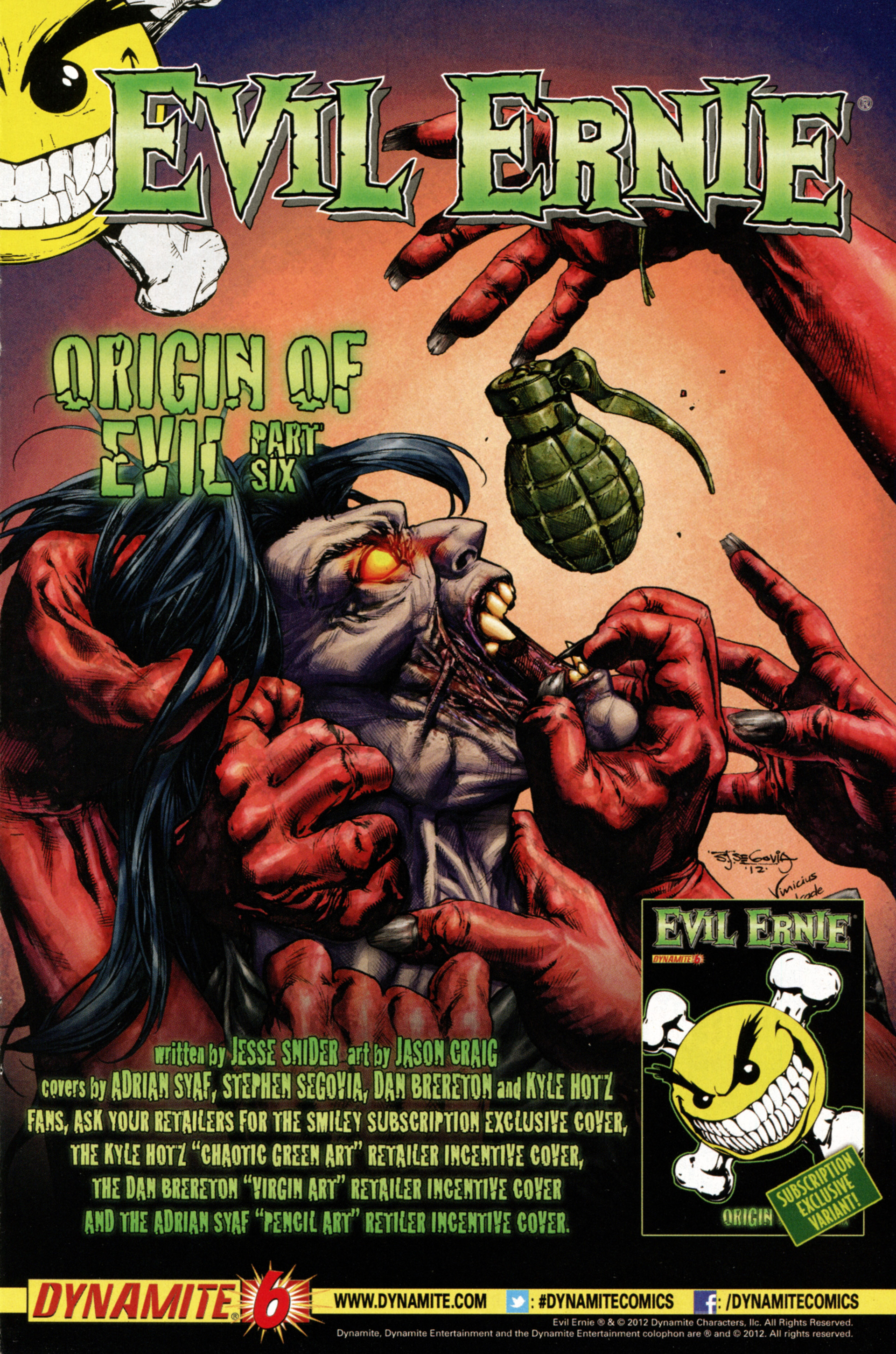 Read online Prophecy comic -  Issue #7 - 31