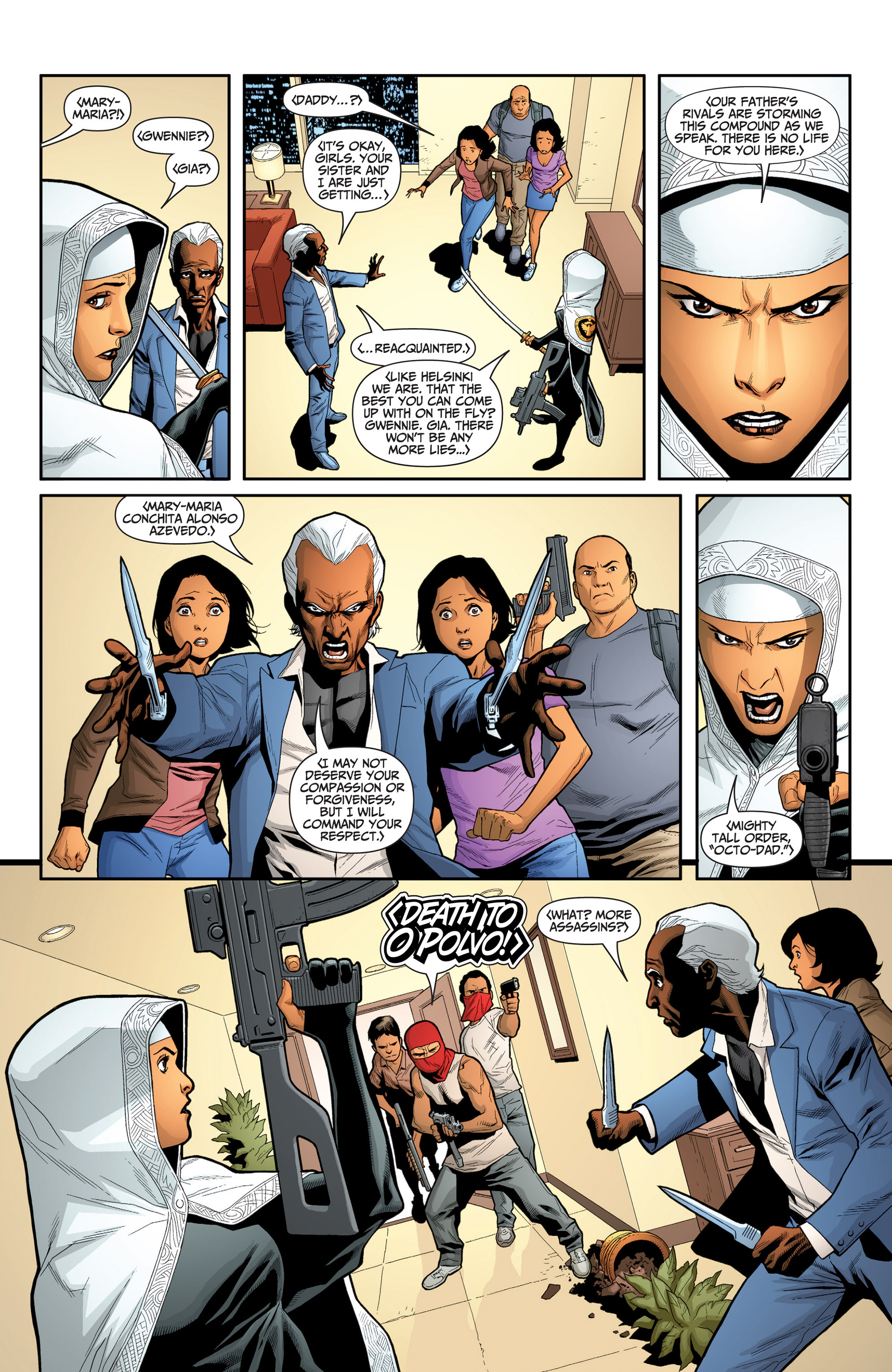Read online Archer and Armstrong comic -  Issue #24 - 18