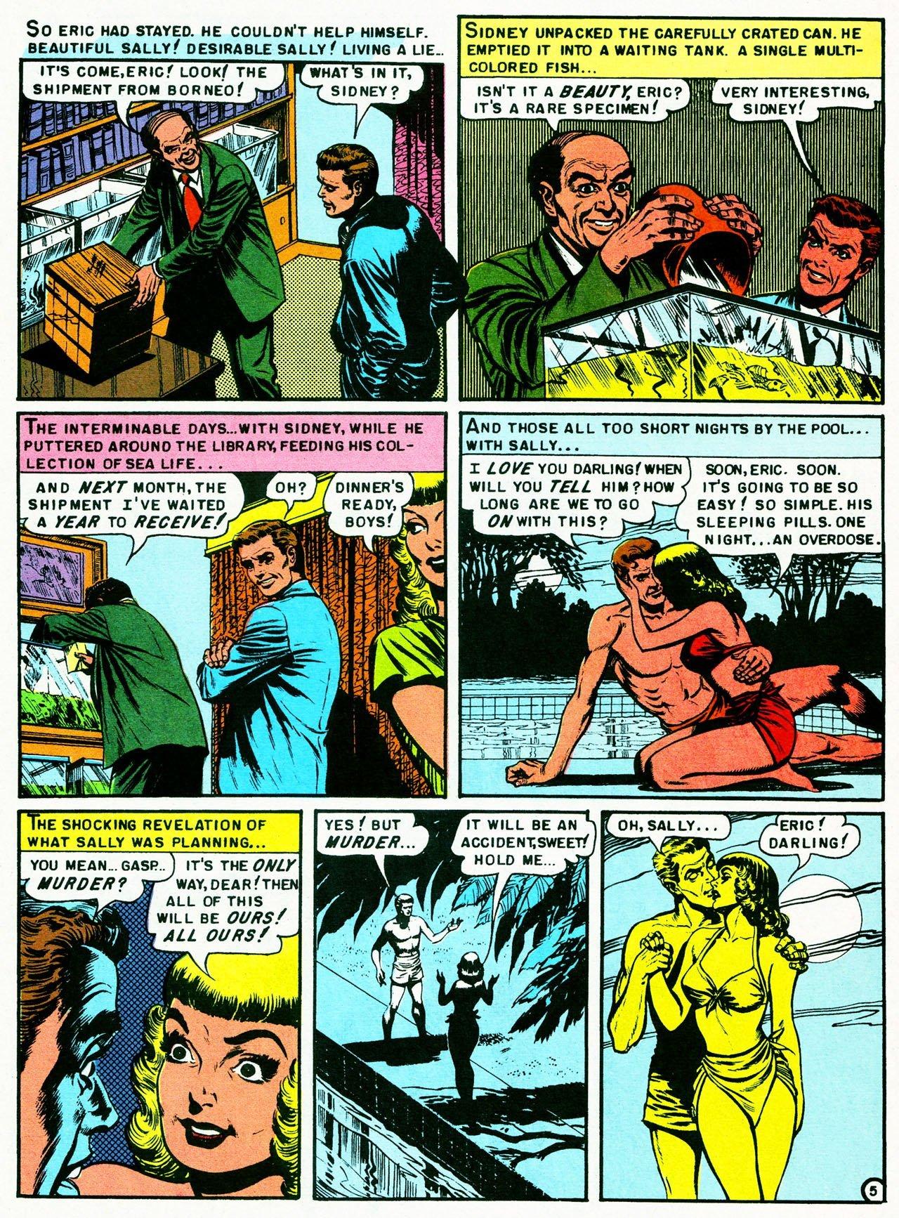 Read online Shock SuspenStories comic -  Issue #8 - 7