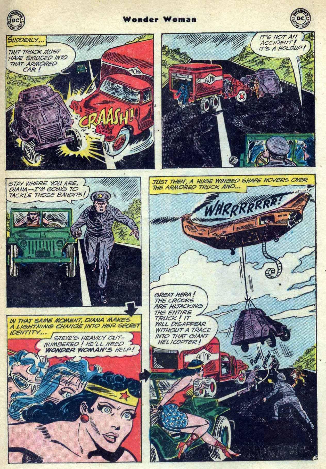 Read online Wonder Woman (1942) comic -  Issue #127 - 21