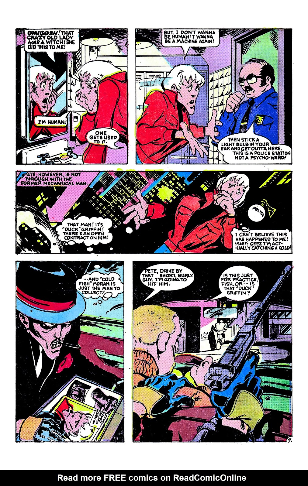 E-Man (1973) issue 9 - Page 28