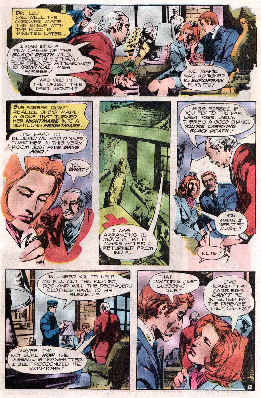 The Witching Hour (1969) issue 72 - Page 4