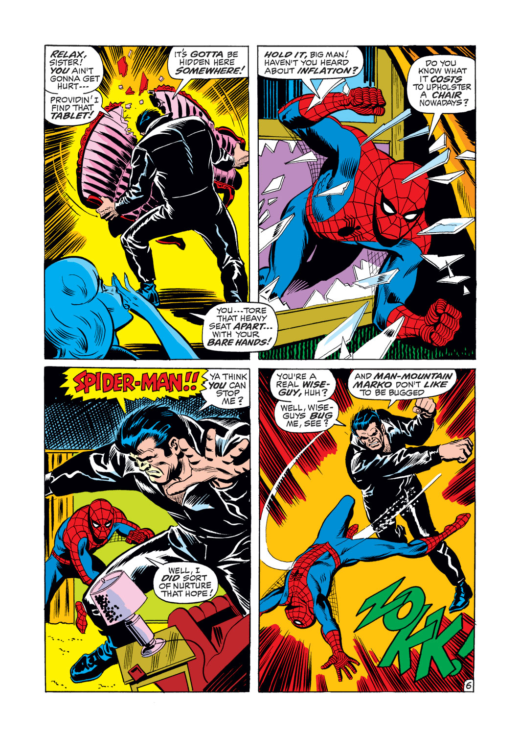 The Amazing Spider-Man (1963) 73 Page 6