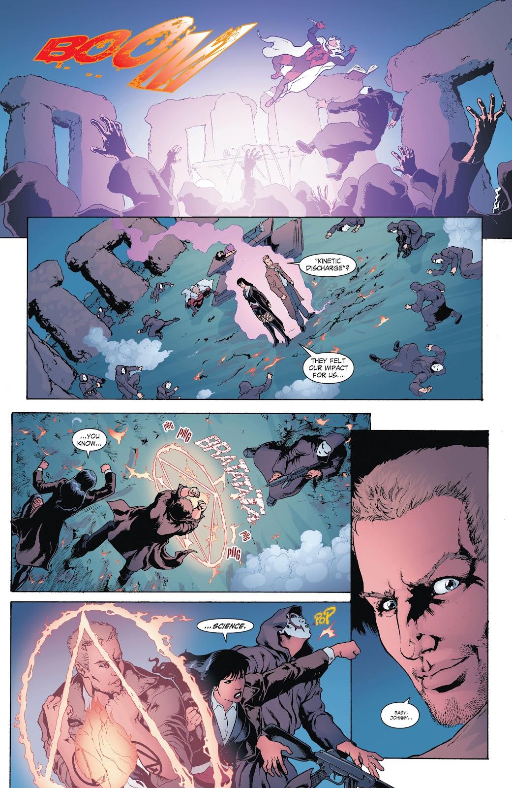 Read online Smallville Season 11 [II] comic -  Issue # TPB 8 - 33