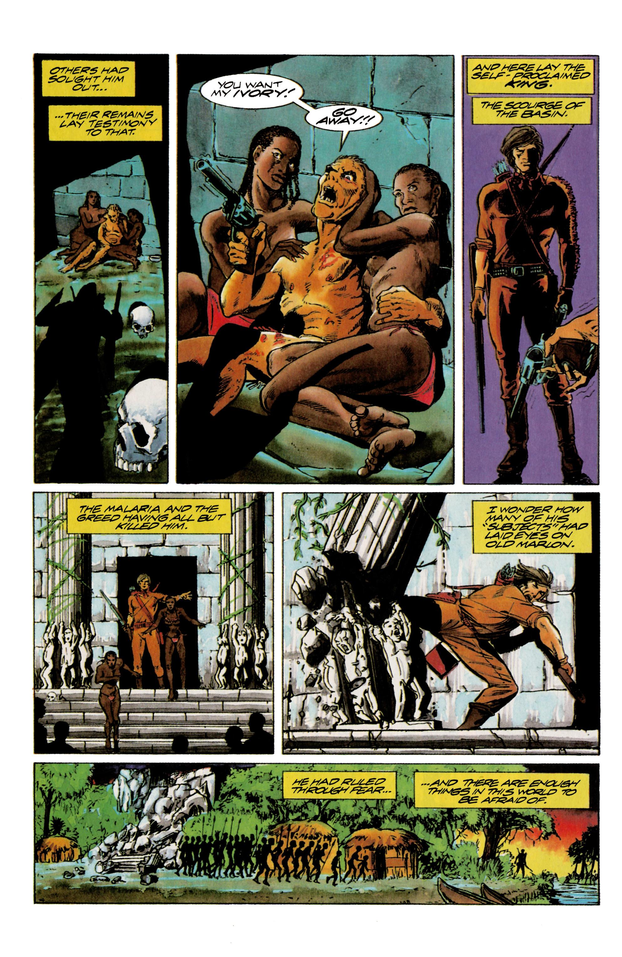 Read online Eternal Warrior (1992) comic -  Issue #14 - 4
