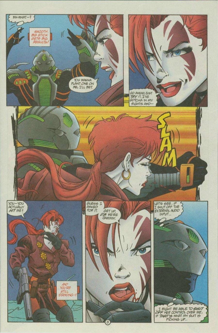 Read online Siren comic -  Issue #2 - 5