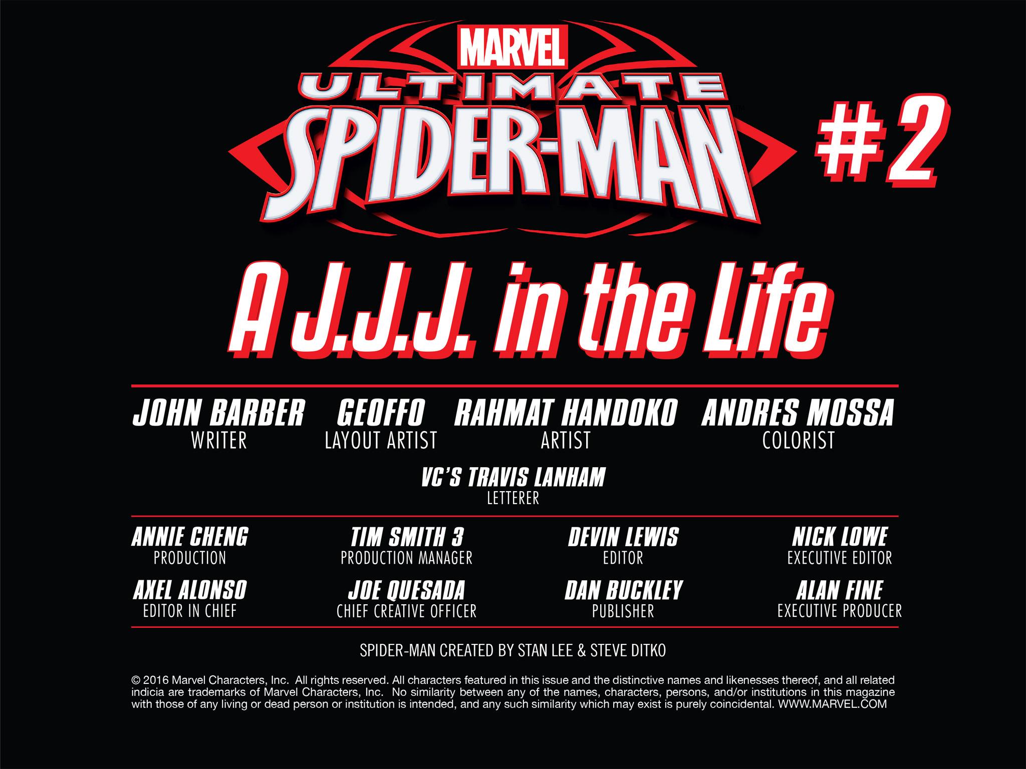 Read online Ultimate Spider-Man (Infinite Comics) (2016) comic -  Issue #2 - 17