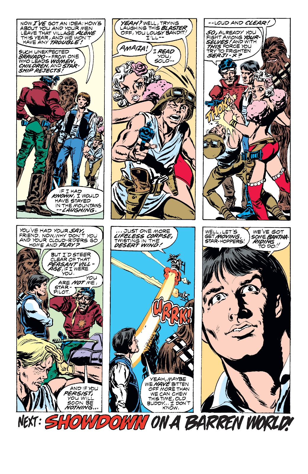 Read online Star Wars Legends: The Original Marvel Years - Epic Collection comic -  Issue # TPB 1 (Part 2) - 52