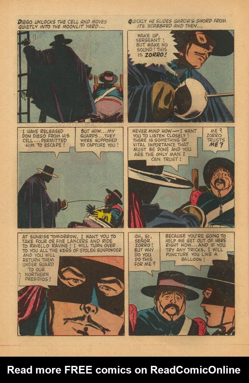 Zorro (1966) issue 2 - Page 26