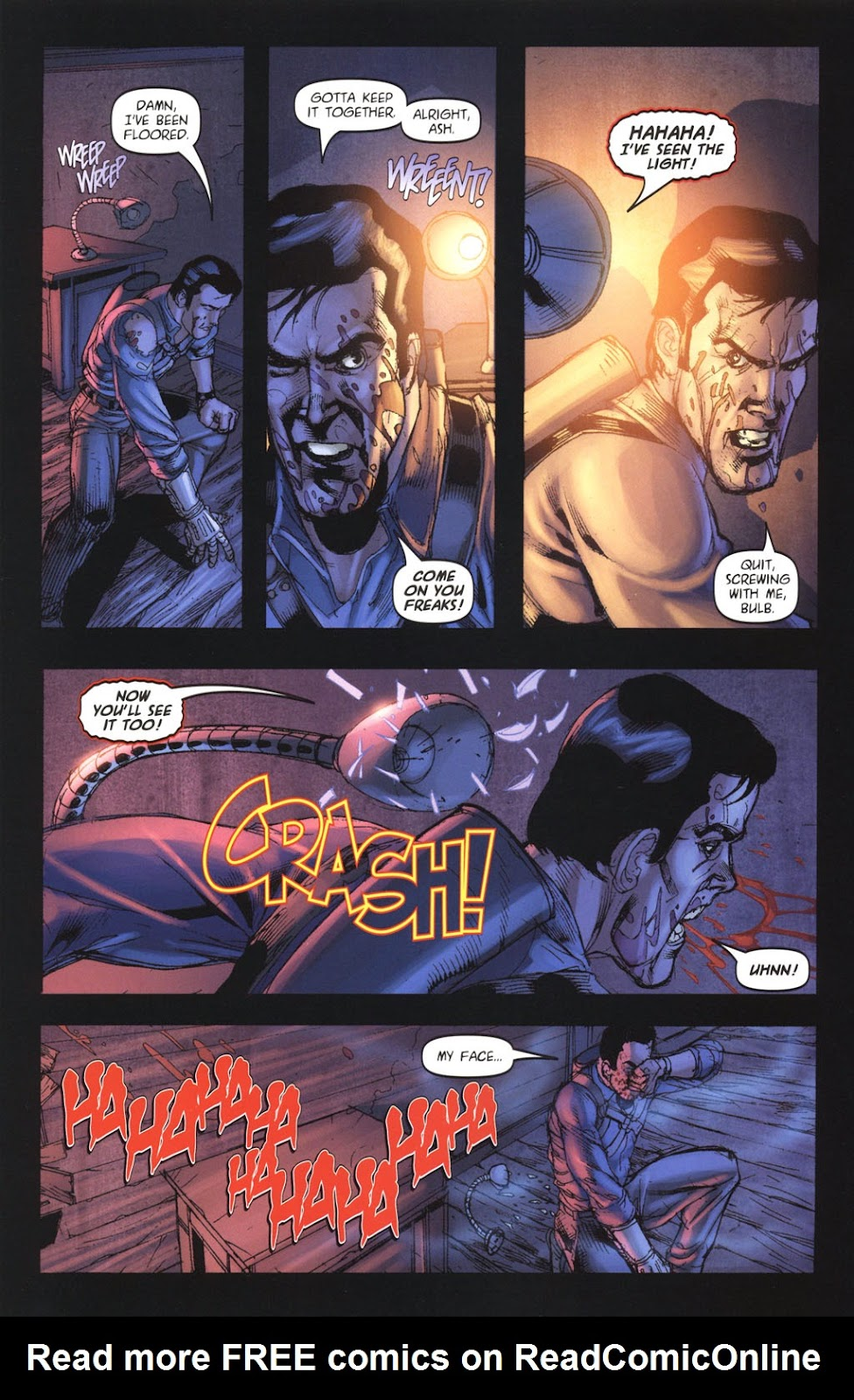 Army of Darkness (2006) Issue #6 #2 - English 10