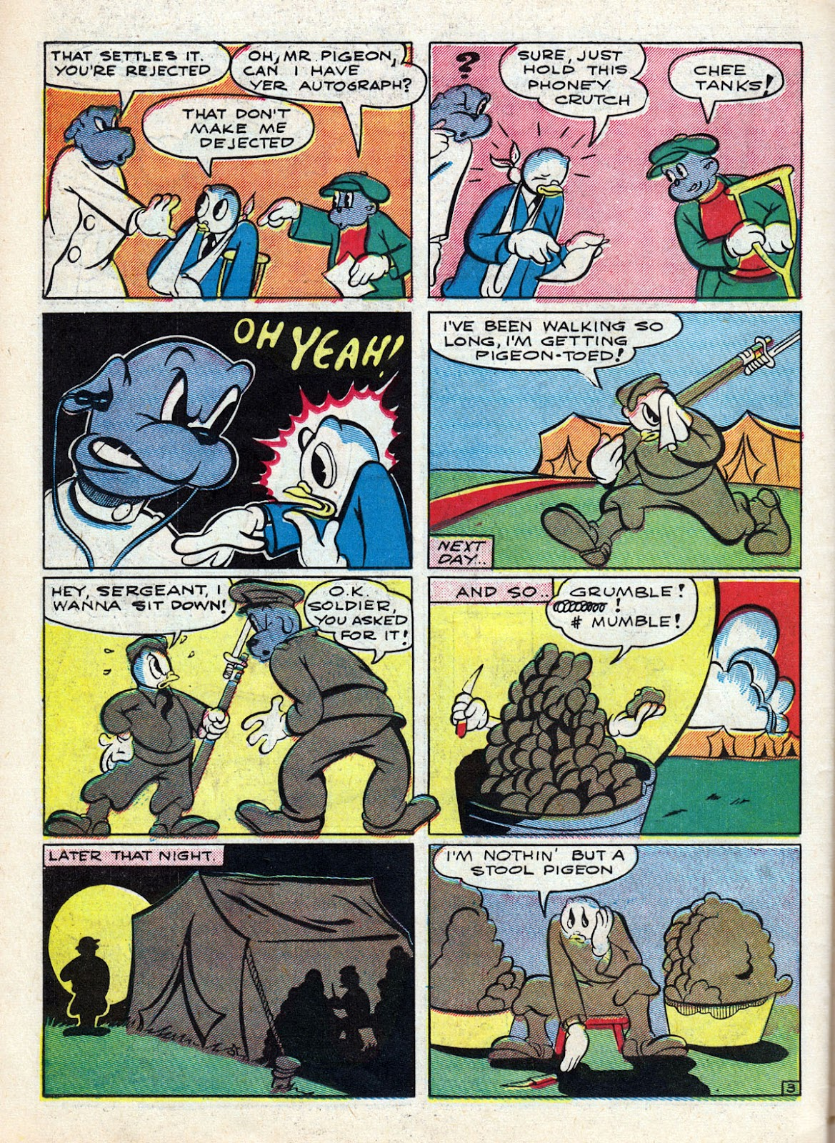 Read online Comedy Comics (1942) comic -  Issue #12 - 50