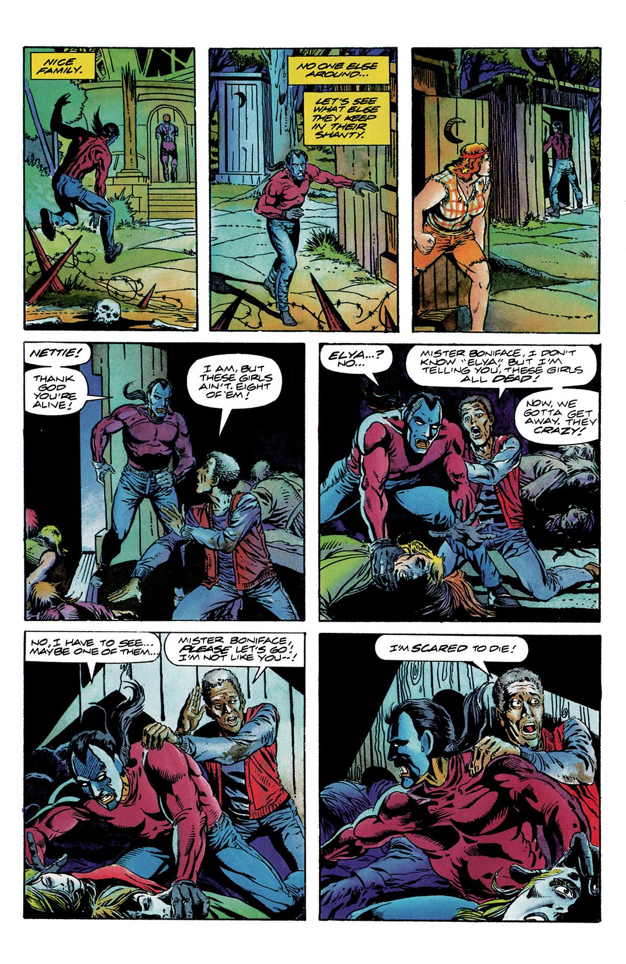 Read online Shadowman (1992) comic -  Issue #6 - 16