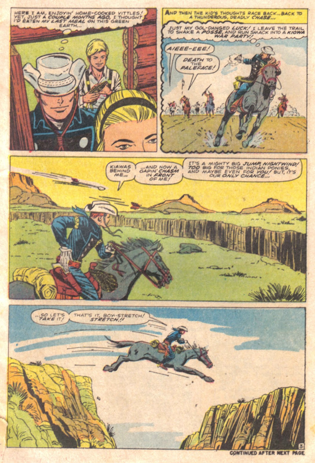 The Rawhide Kid (1955) issue 65 - Page 5