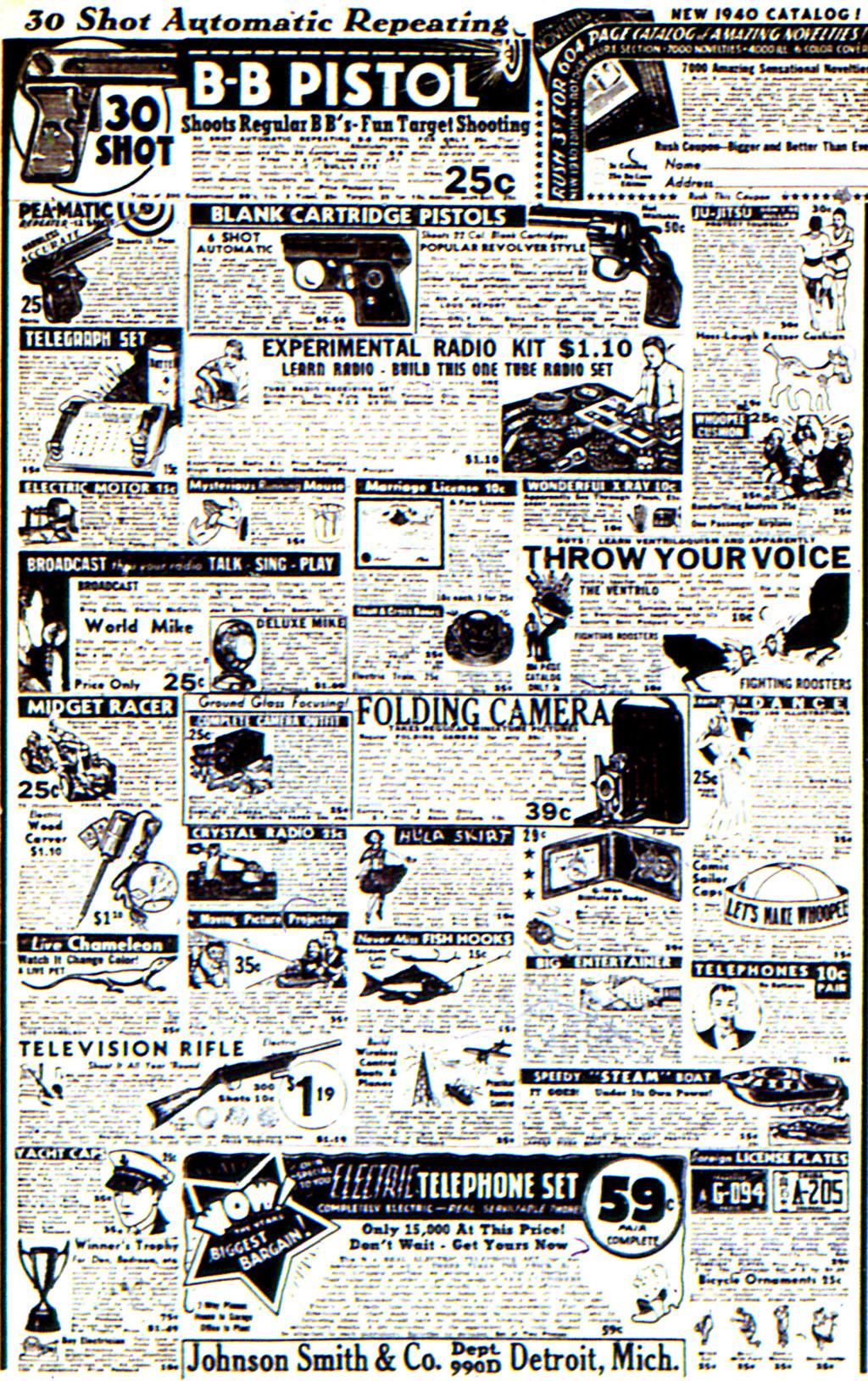 Read online Adventure Comics (1938) comic -  Issue #45 - 67