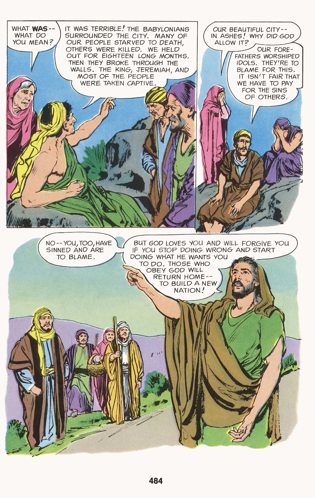 The Picture Bible issue TPB (Part 5) - Page 87