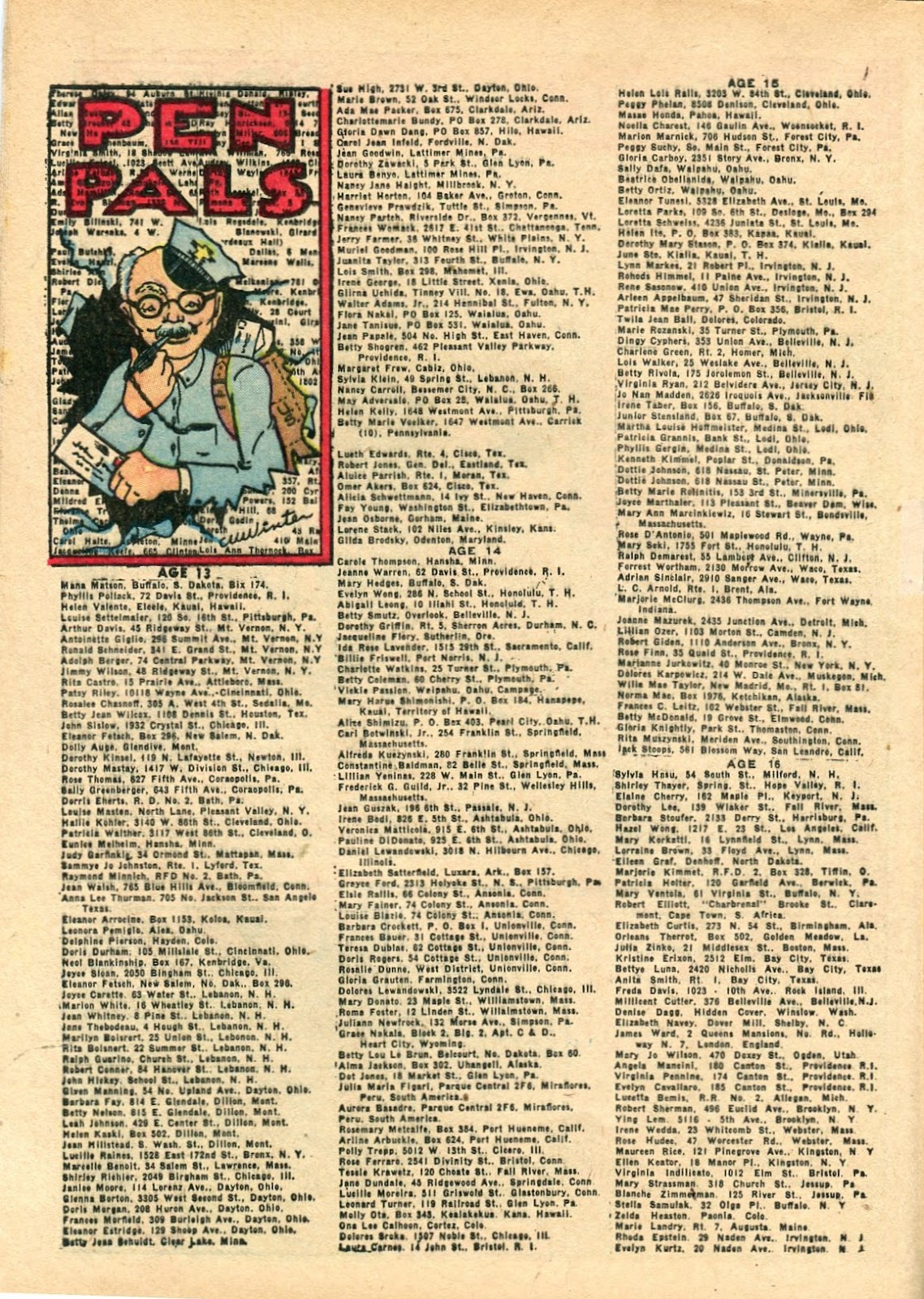 Read online Famous Funnies comic -  Issue #112 - 50