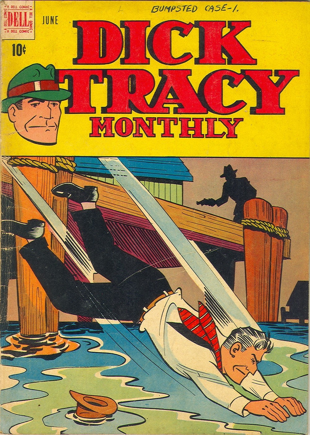 Dick Tracy Monthly issue 6 - Page 1