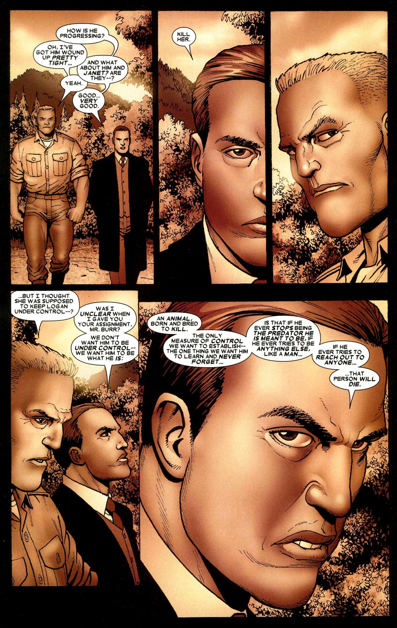 Read online Wolverine: Origins comic -  Issue #15 - 14