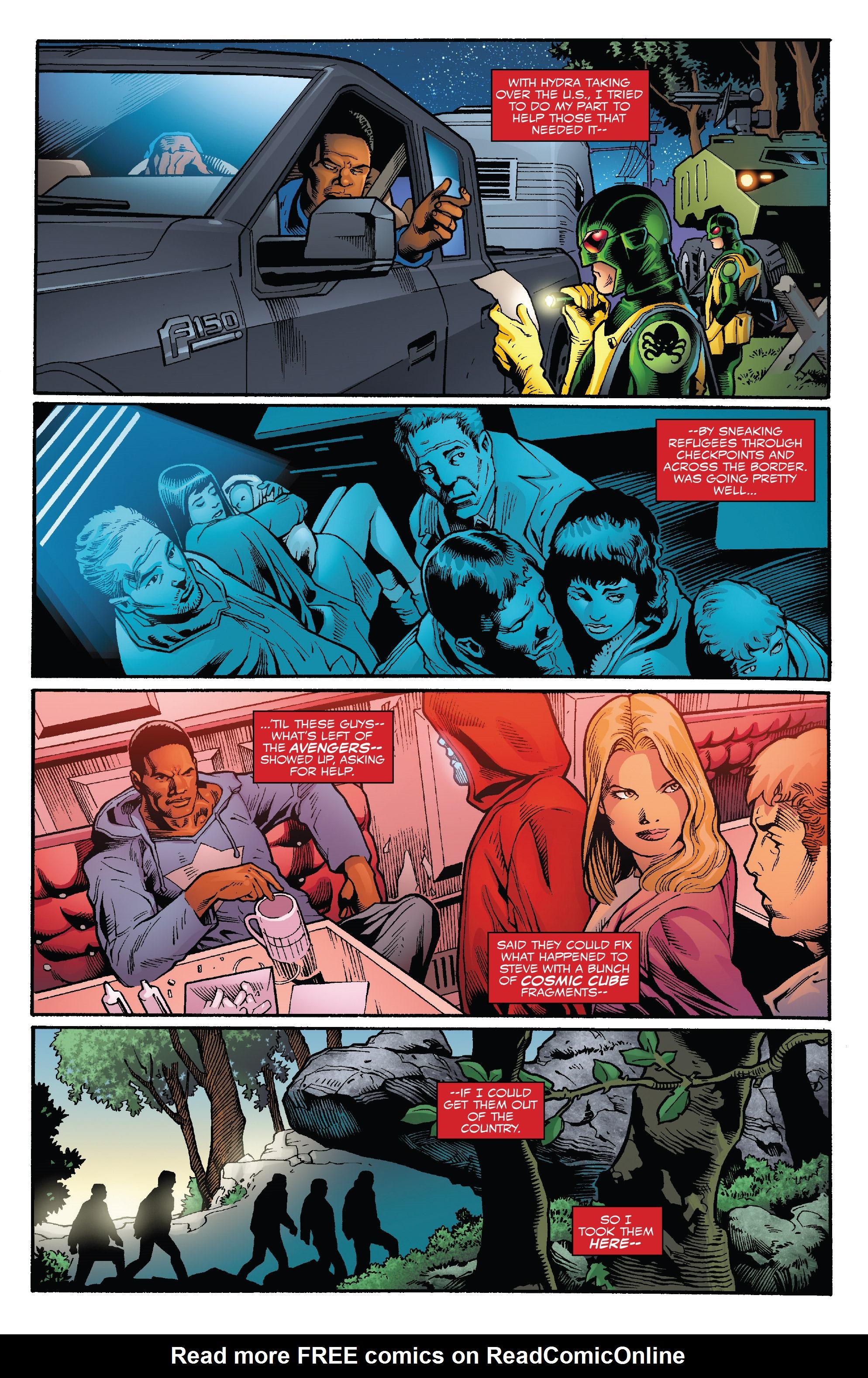 Read online Captain America: Sam Wilson comic -  Issue #23 - 4