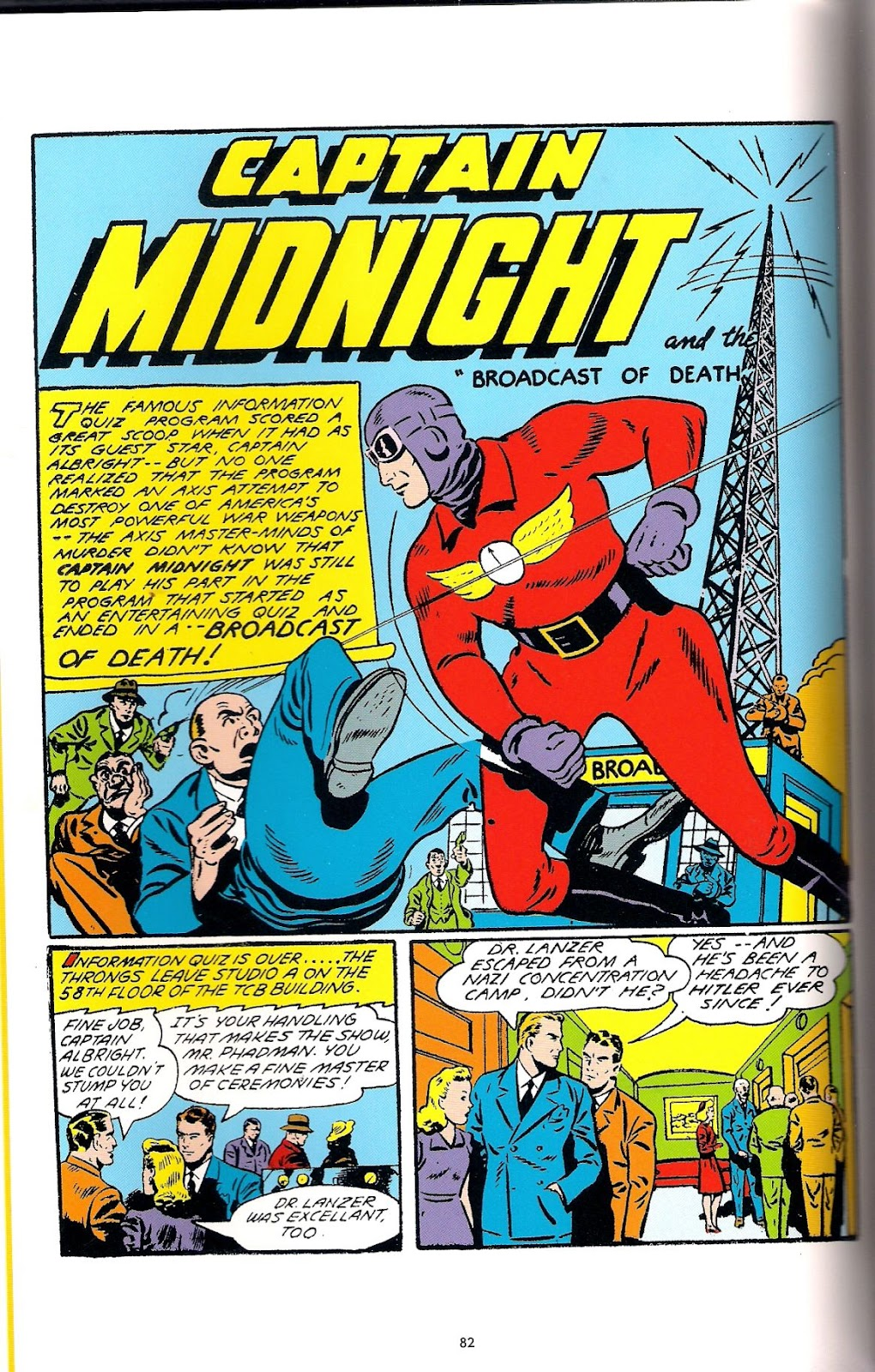 Captain Midnight (1942) issue 6 - Page 14