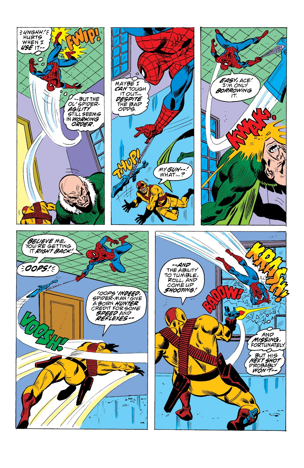 Read online Marvel Masterworks: The Spectacular Spider-Man comic -  Issue # TPB (Part 1) - 83