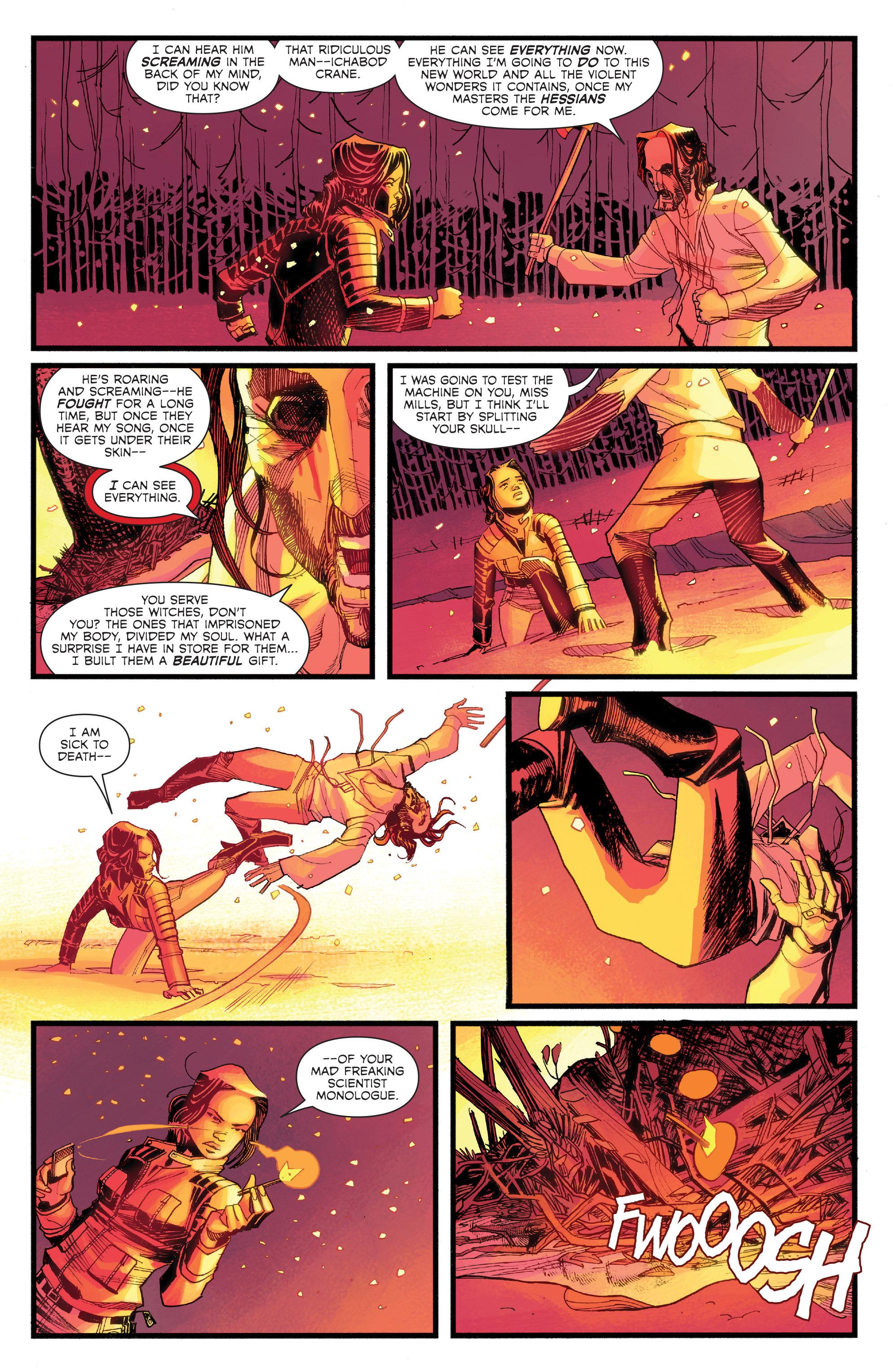 Read online Sleepy Hollow (2014) comic -  Issue #2 - 18