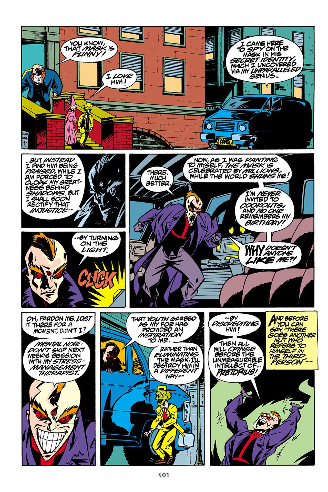 Read online Adventures Of The Mask Omnibus comic -  Issue #Adventures Of The Mask Omnibus Full - 400