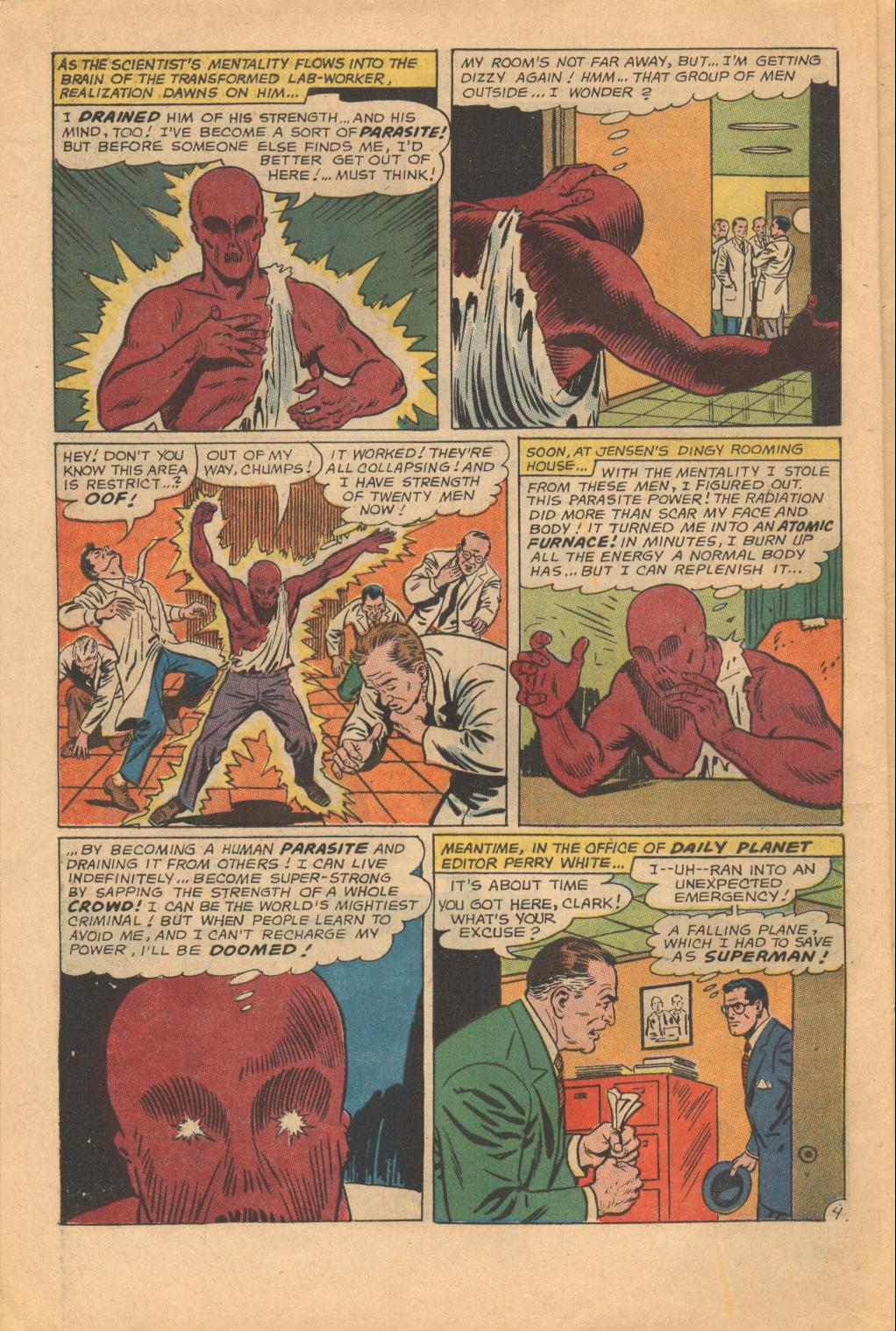 Read online Action Comics (1938) comic -  Issue #340 - 6