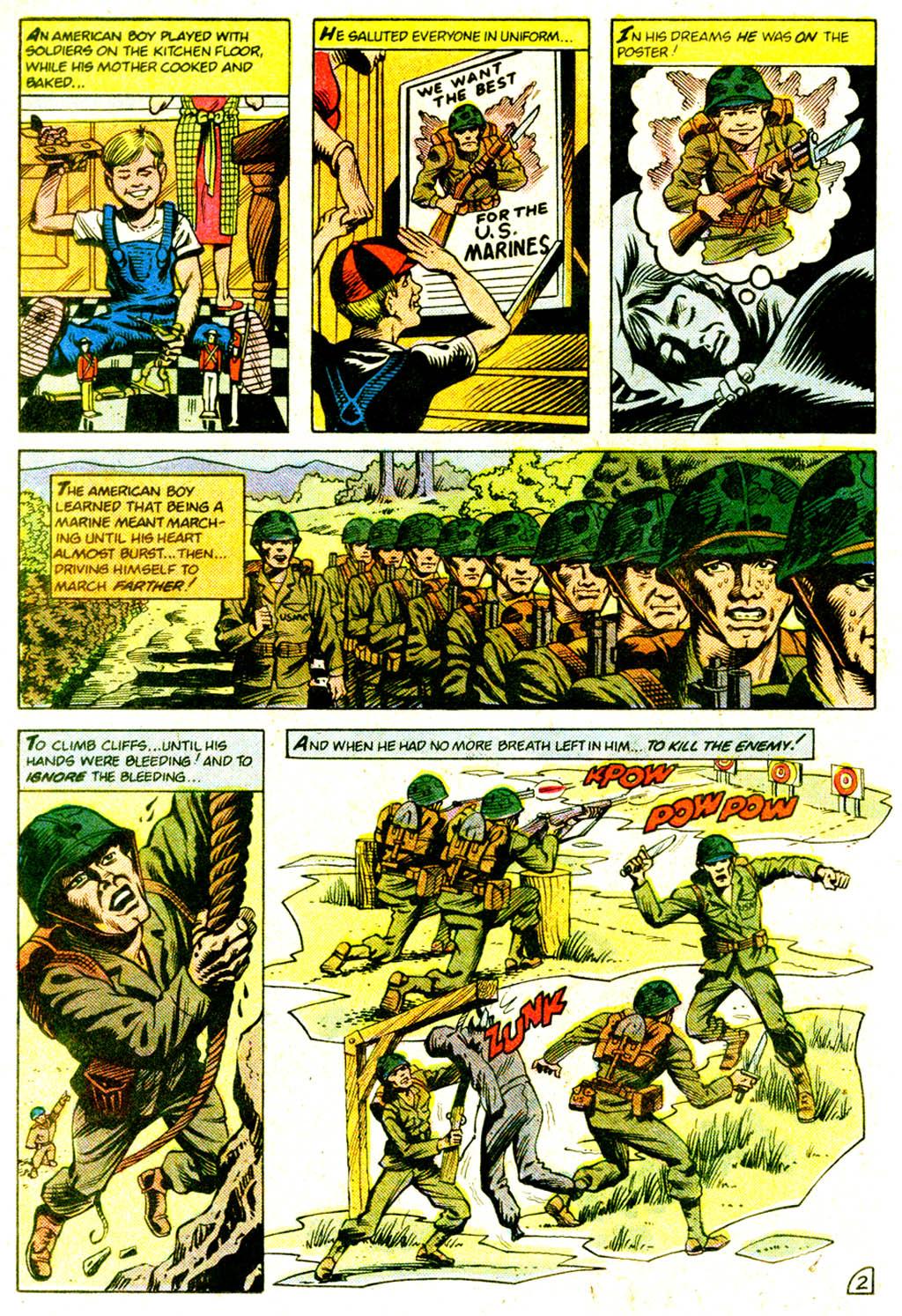 Read online Sgt. Rock comic -  Issue #375 - 25