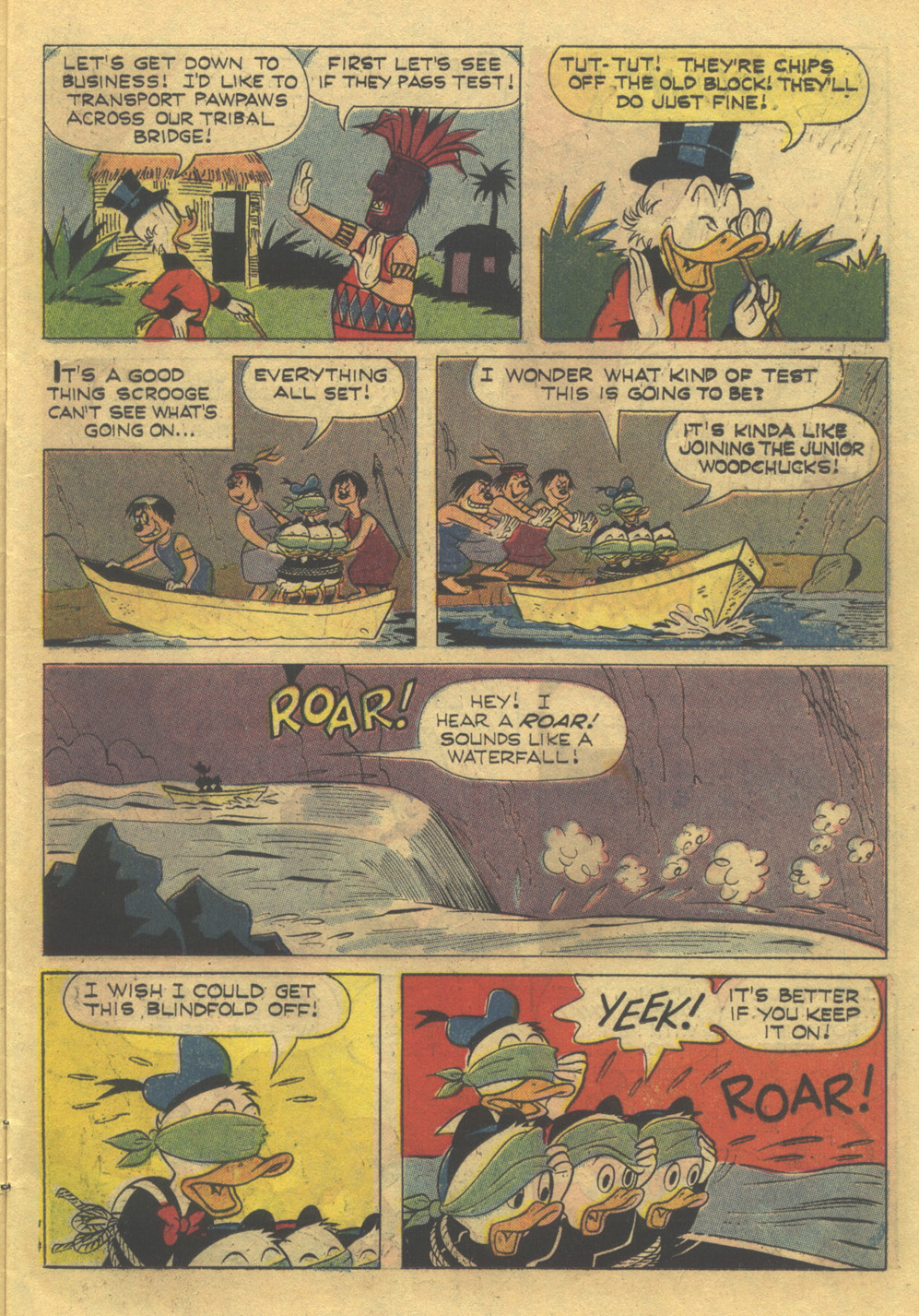 Read online Uncle Scrooge (1953) comic -  Issue #80 - 11