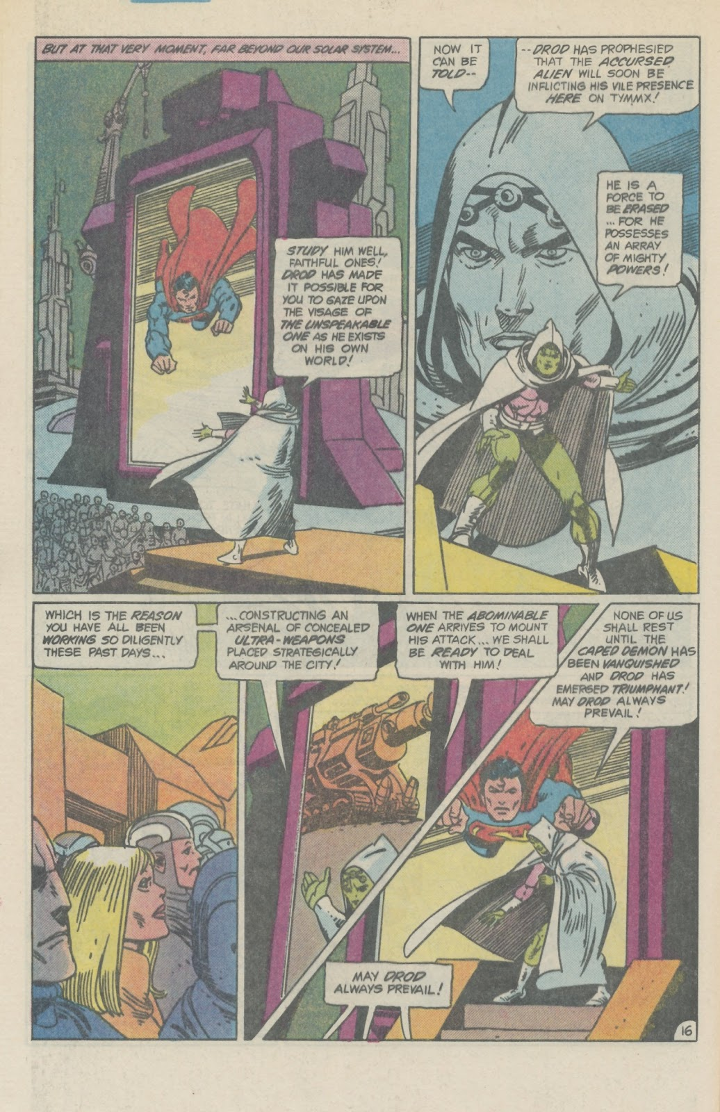 Read online Superman Special (1983) comic -  Issue #2 - 19