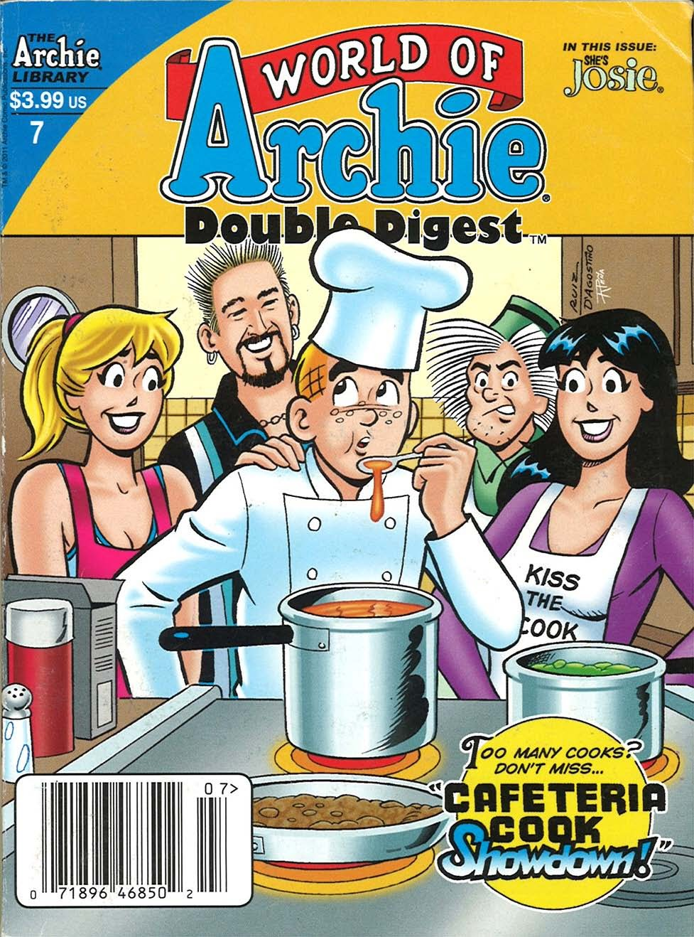 World of Archie Double Digest 7 Page 1