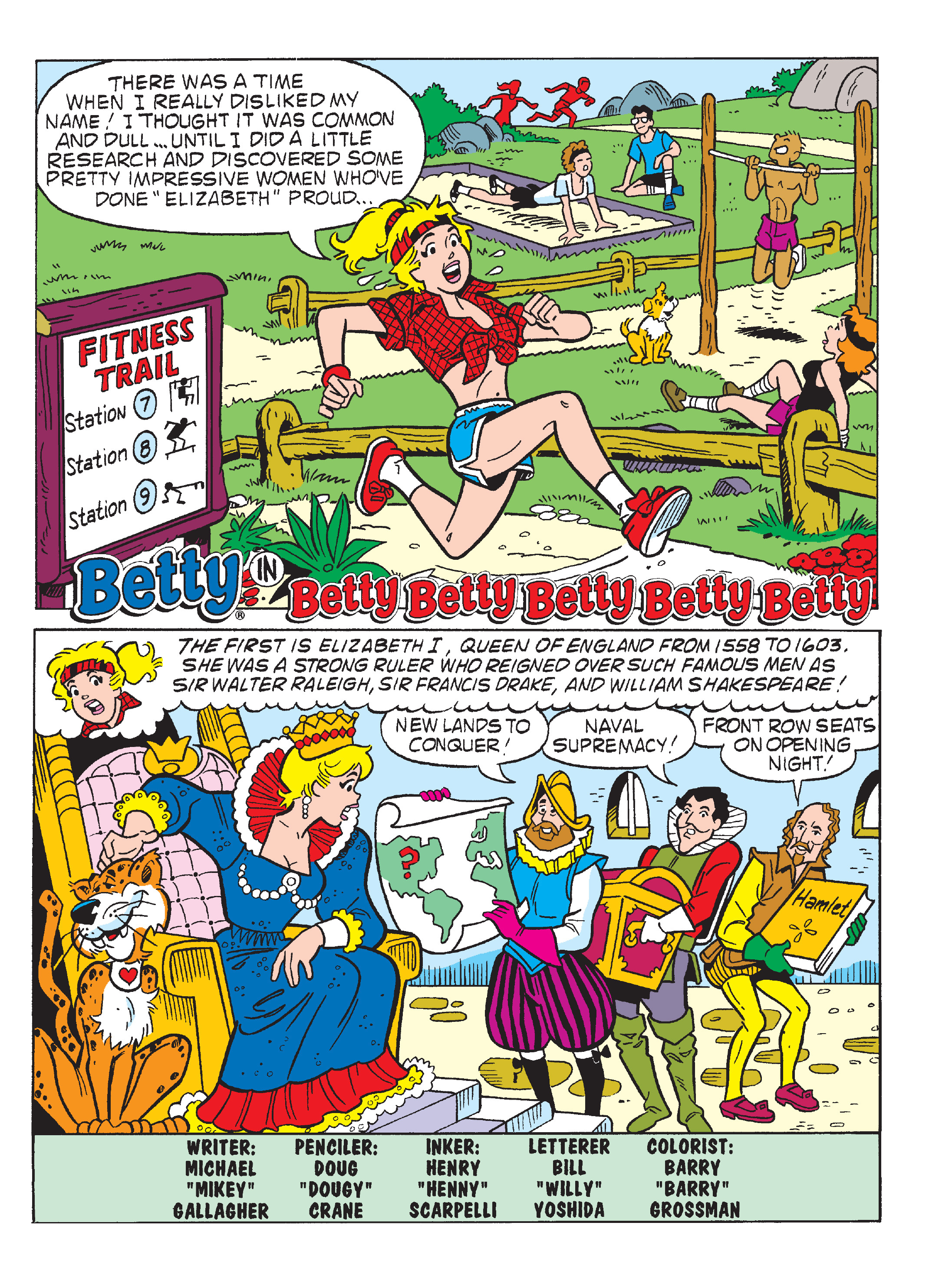 Read online Archie 75th Anniversary Digest comic -  Issue #5 - 58