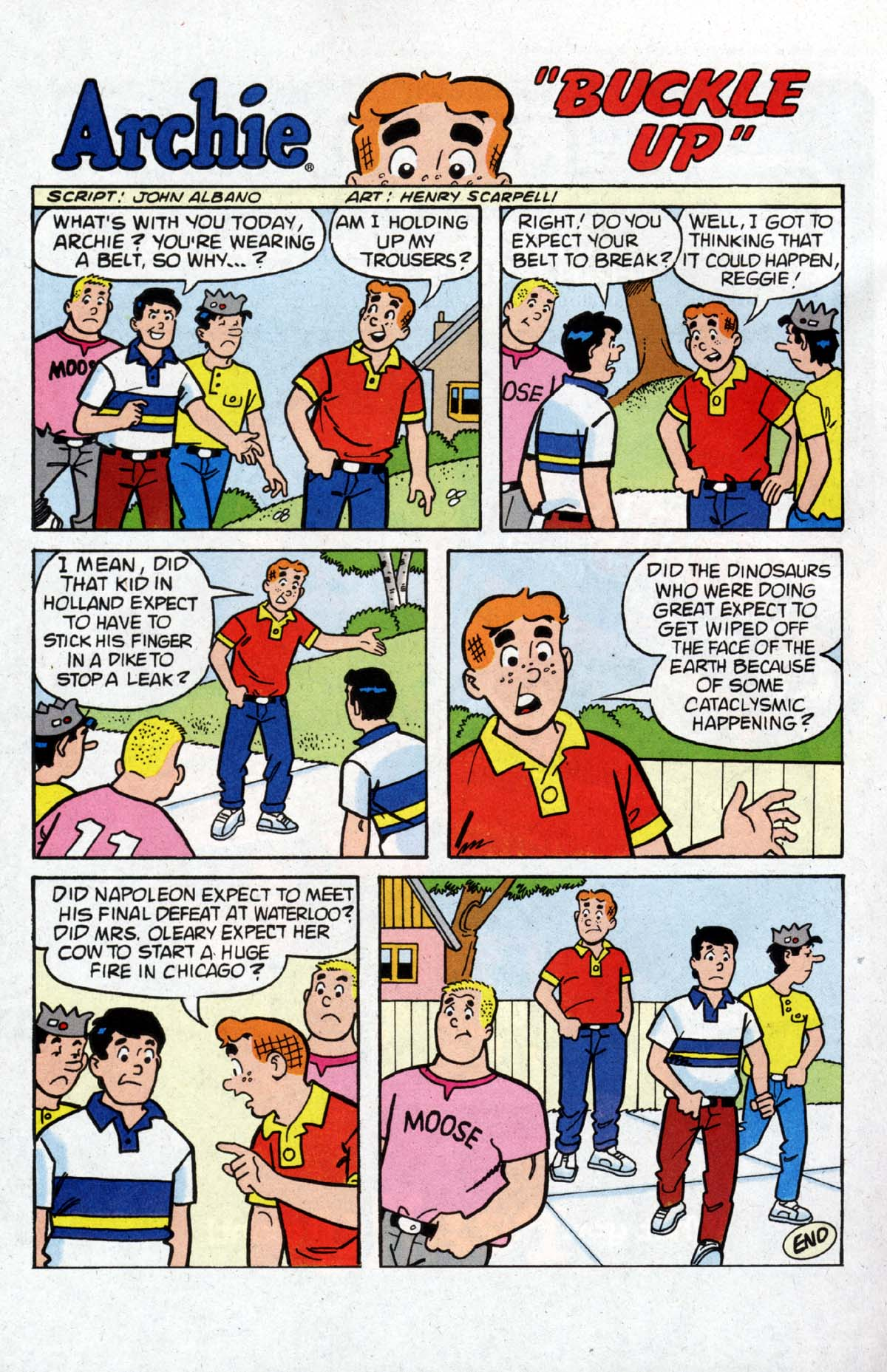 Read online Archie (1960) comic -  Issue #526 - 15