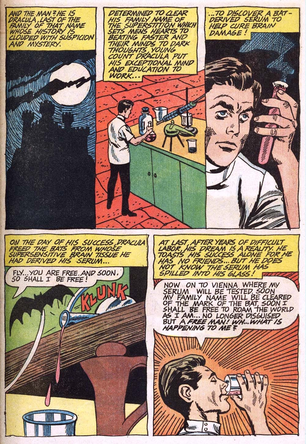 Dracula (1962) issue 3 - Page 4