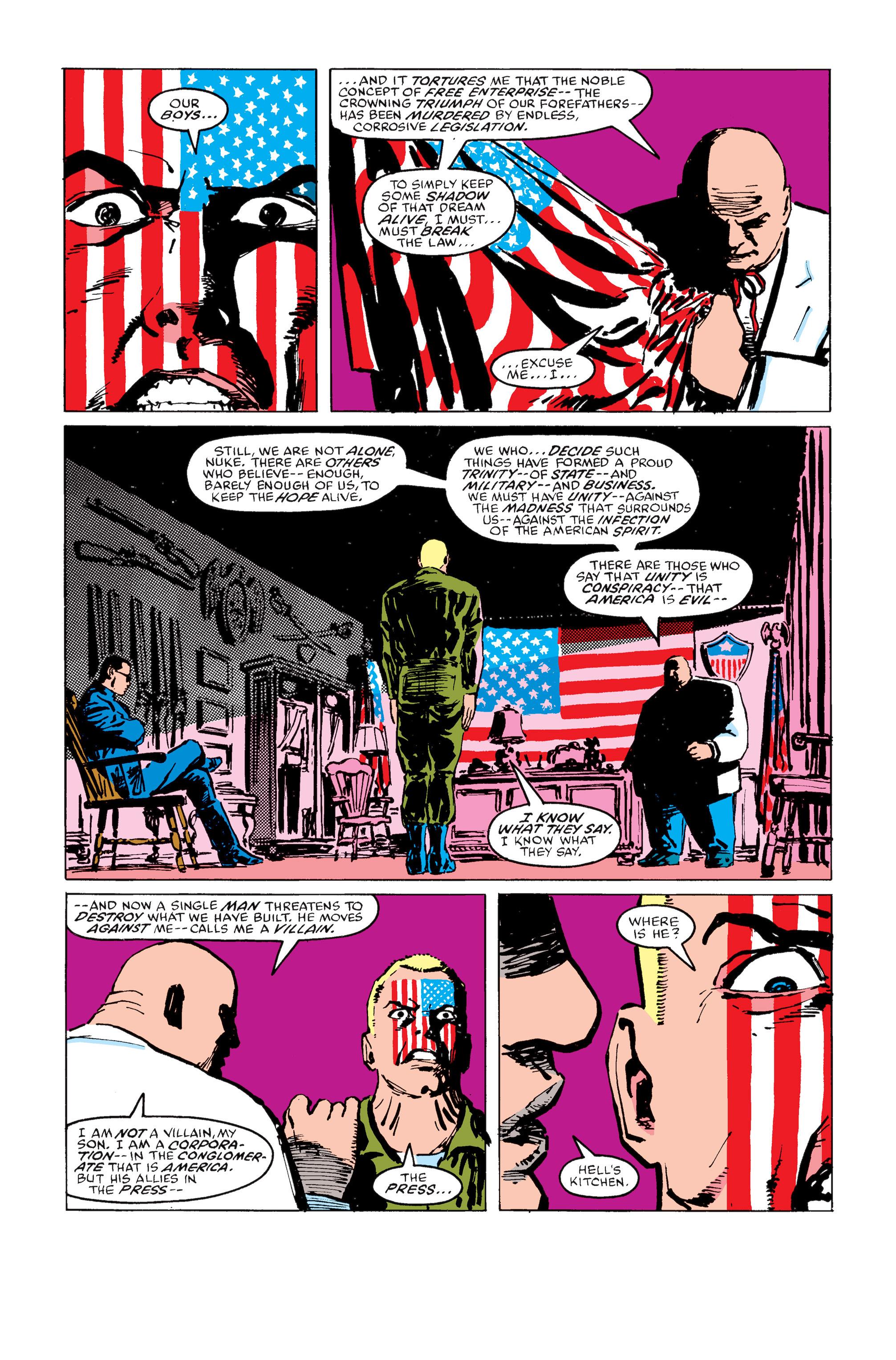 Read online Daredevil: Born Again comic -  Issue # Full - 162