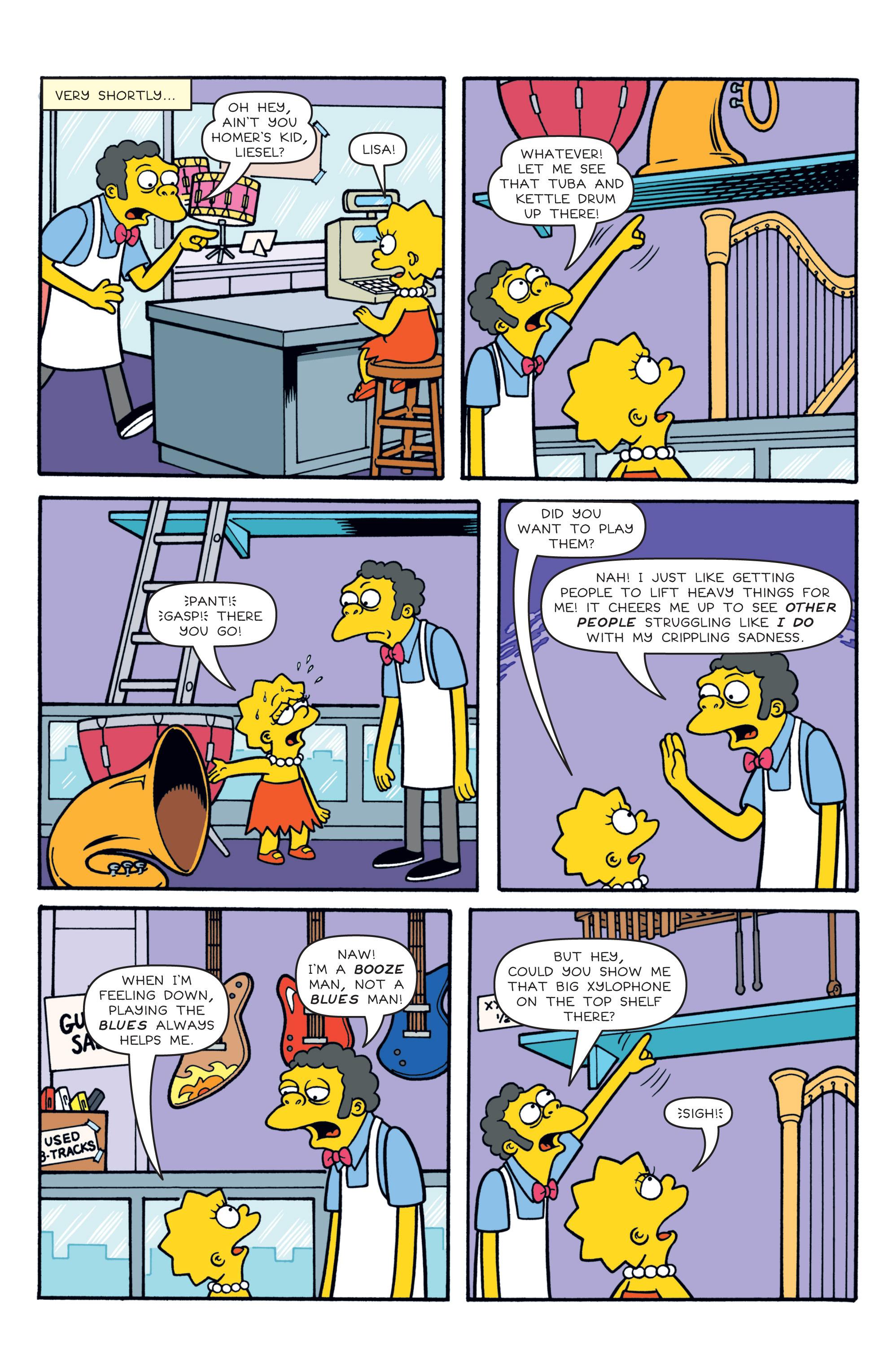 Read online Simpsons Comics comic -  Issue #188 - 8