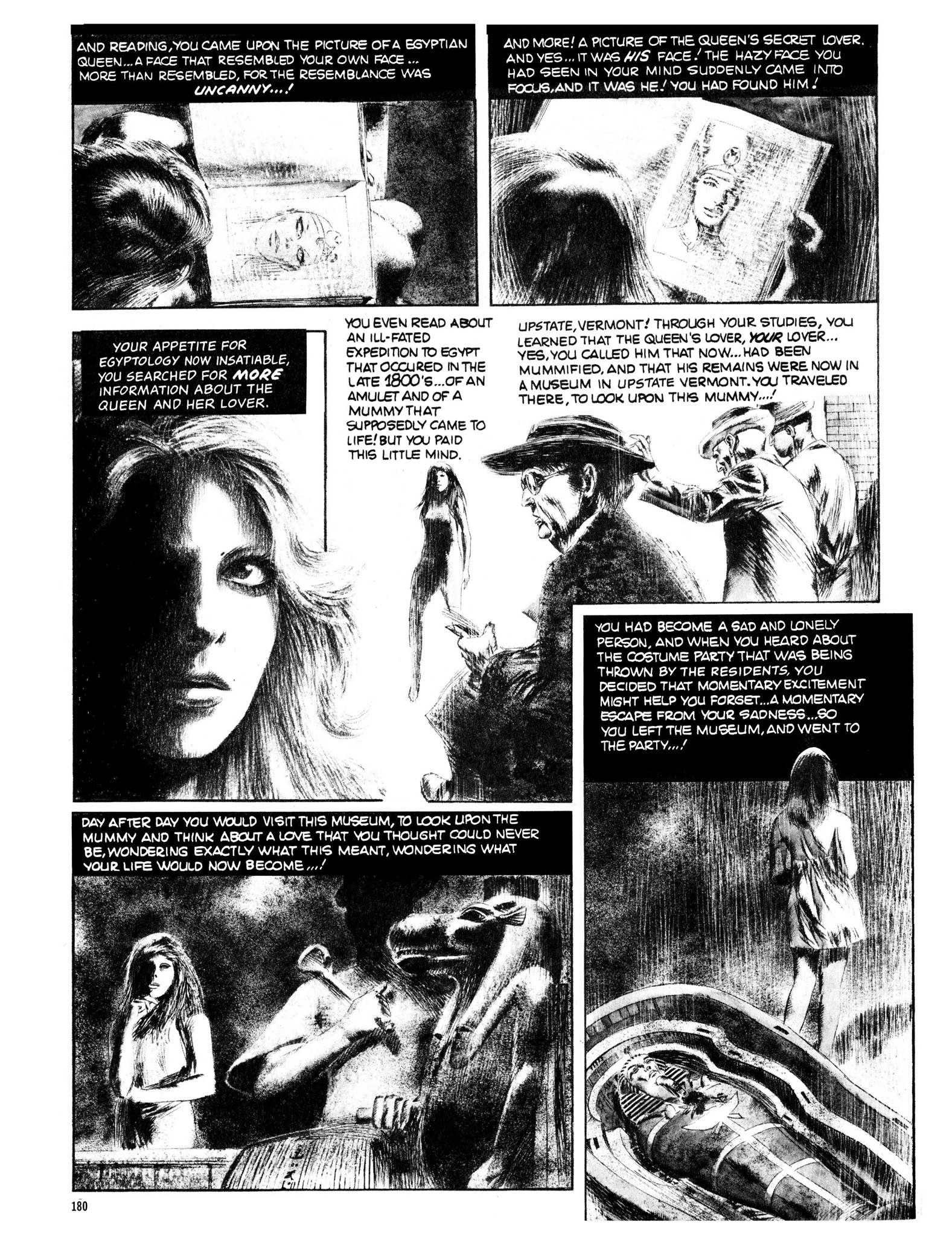 Read online Eerie Archives comic -  Issue # TPB 13 - 181