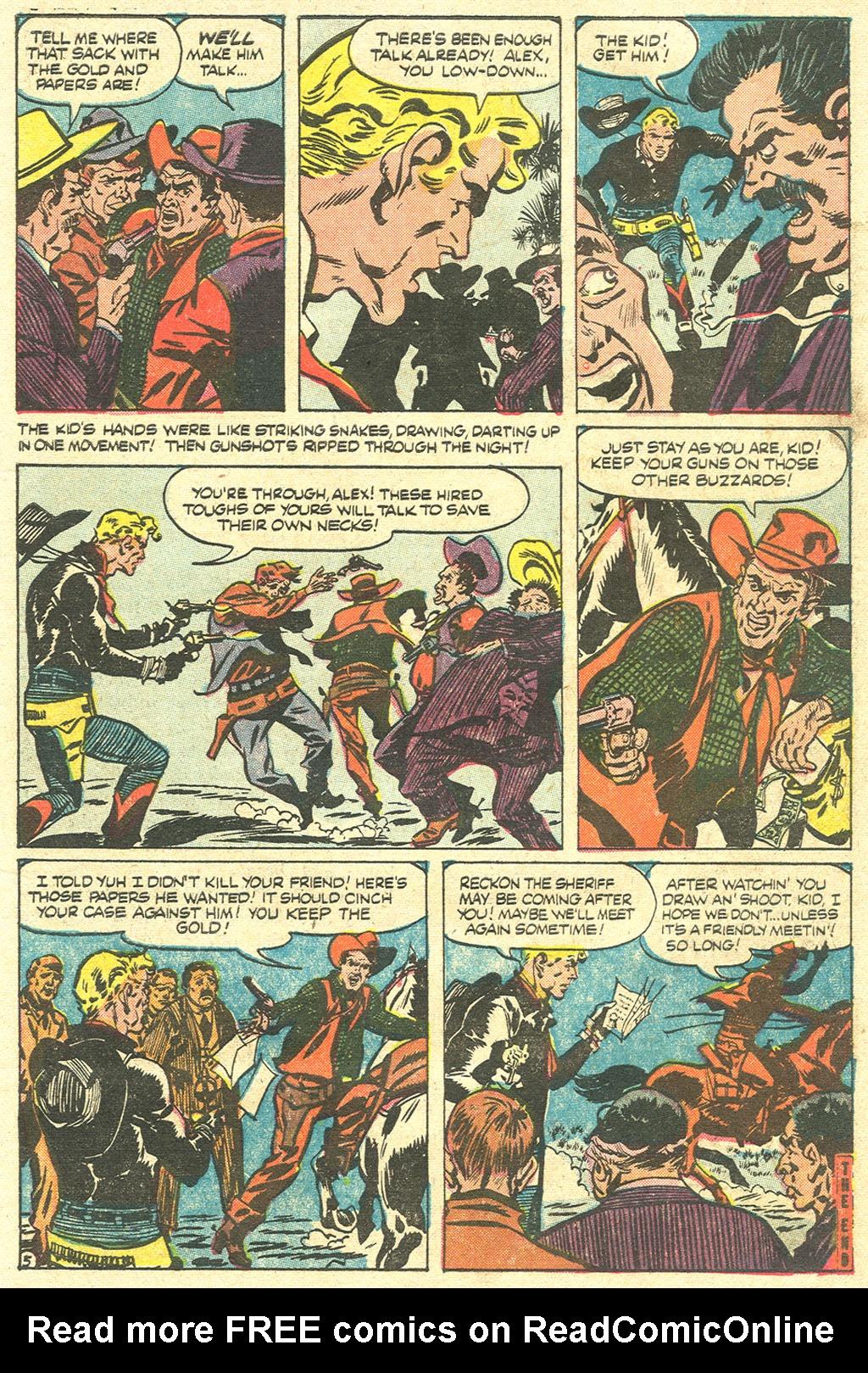 Read online Two-Gun Kid comic -  Issue #32 - 7