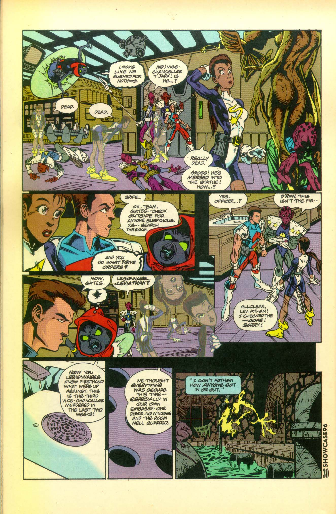 Read online Showcase '96 comic -  Issue #8 - 31