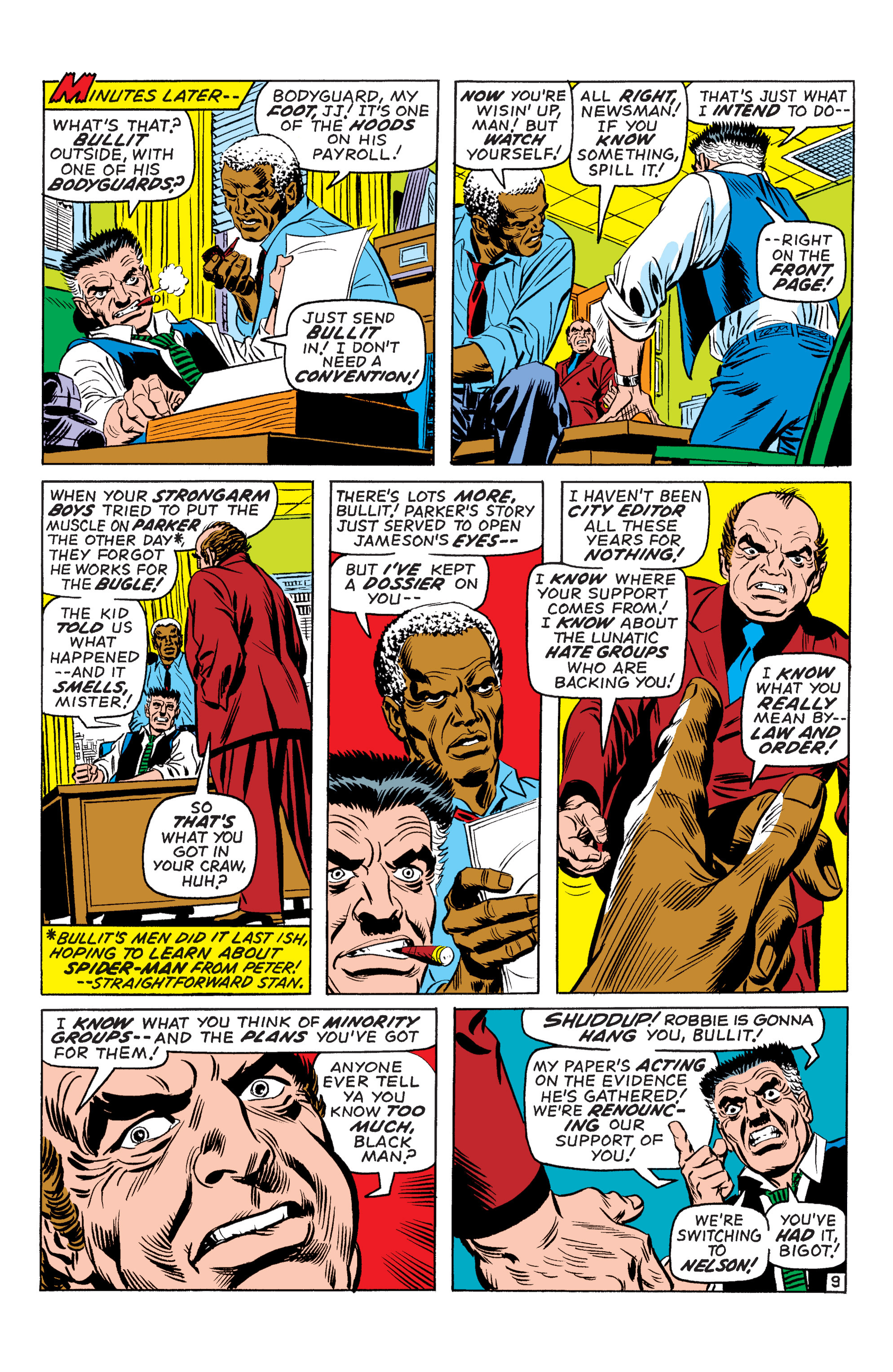 The Amazing Spider-Man (1963) 92 Page 9