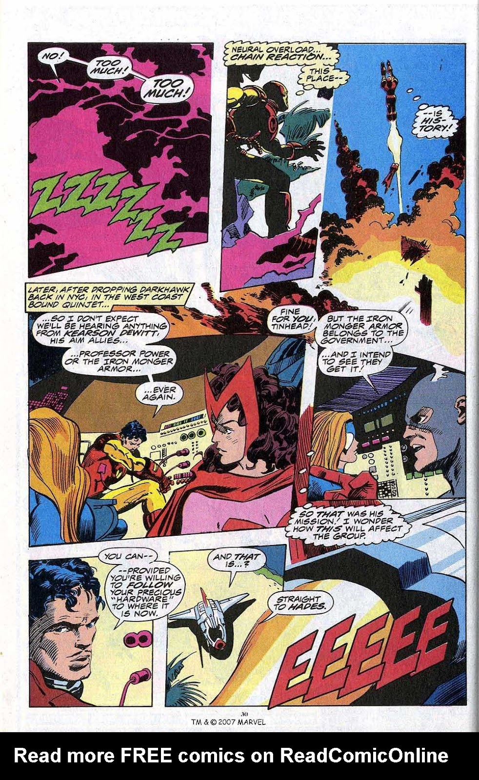 Iron Man Annual issue 13 - Page 32