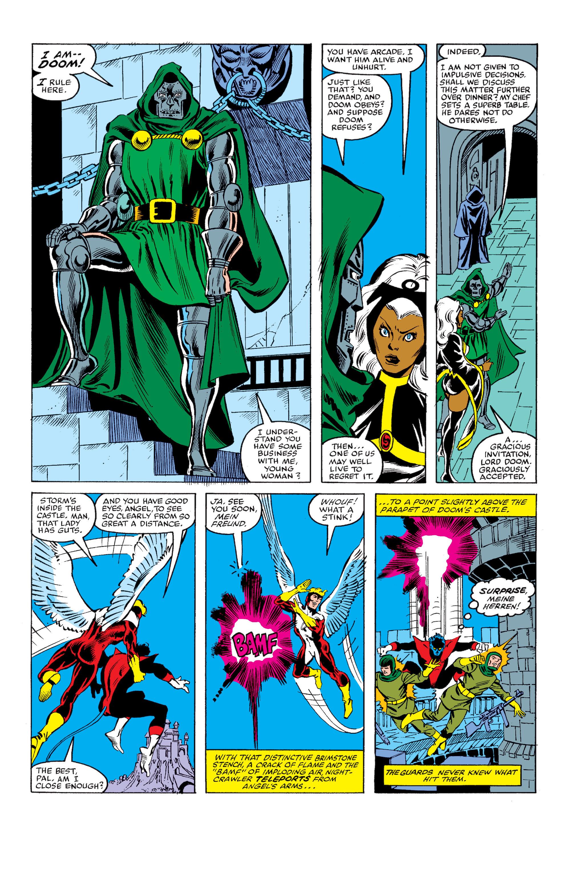 Read online Uncanny X-Men (1963) comic -  Issue #145 - 16