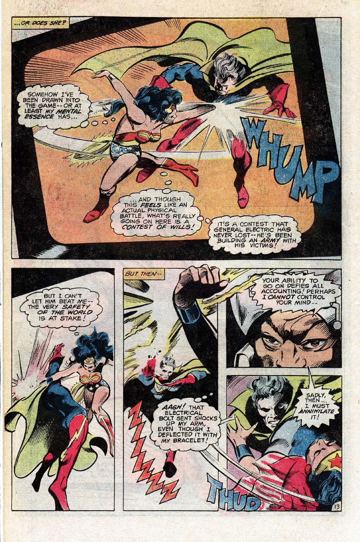 Read online Wonder Woman (1942) comic -  Issue #296 - 14