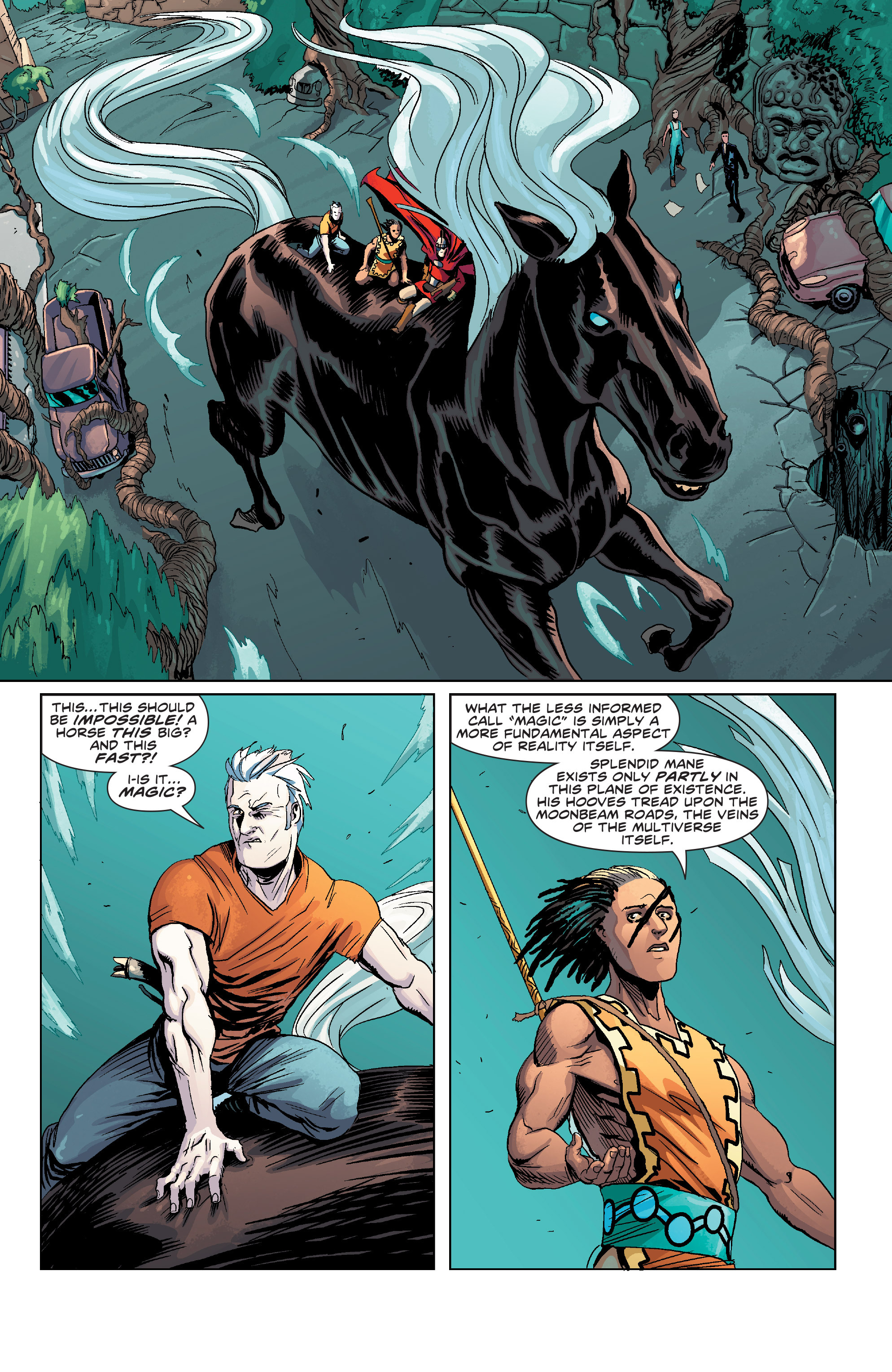 Read online Elric: The Balance Lost comic -  Issue # TPB 2 - 38