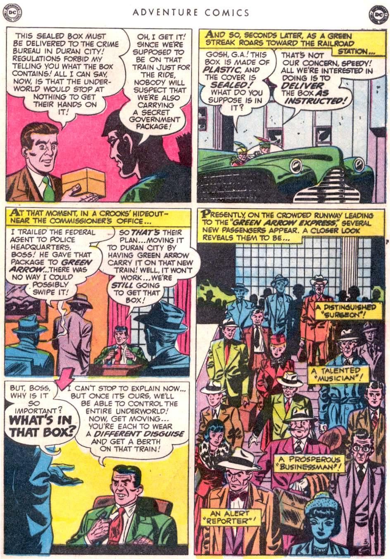 Read online Adventure Comics (1938) comic -  Issue #156 - 41