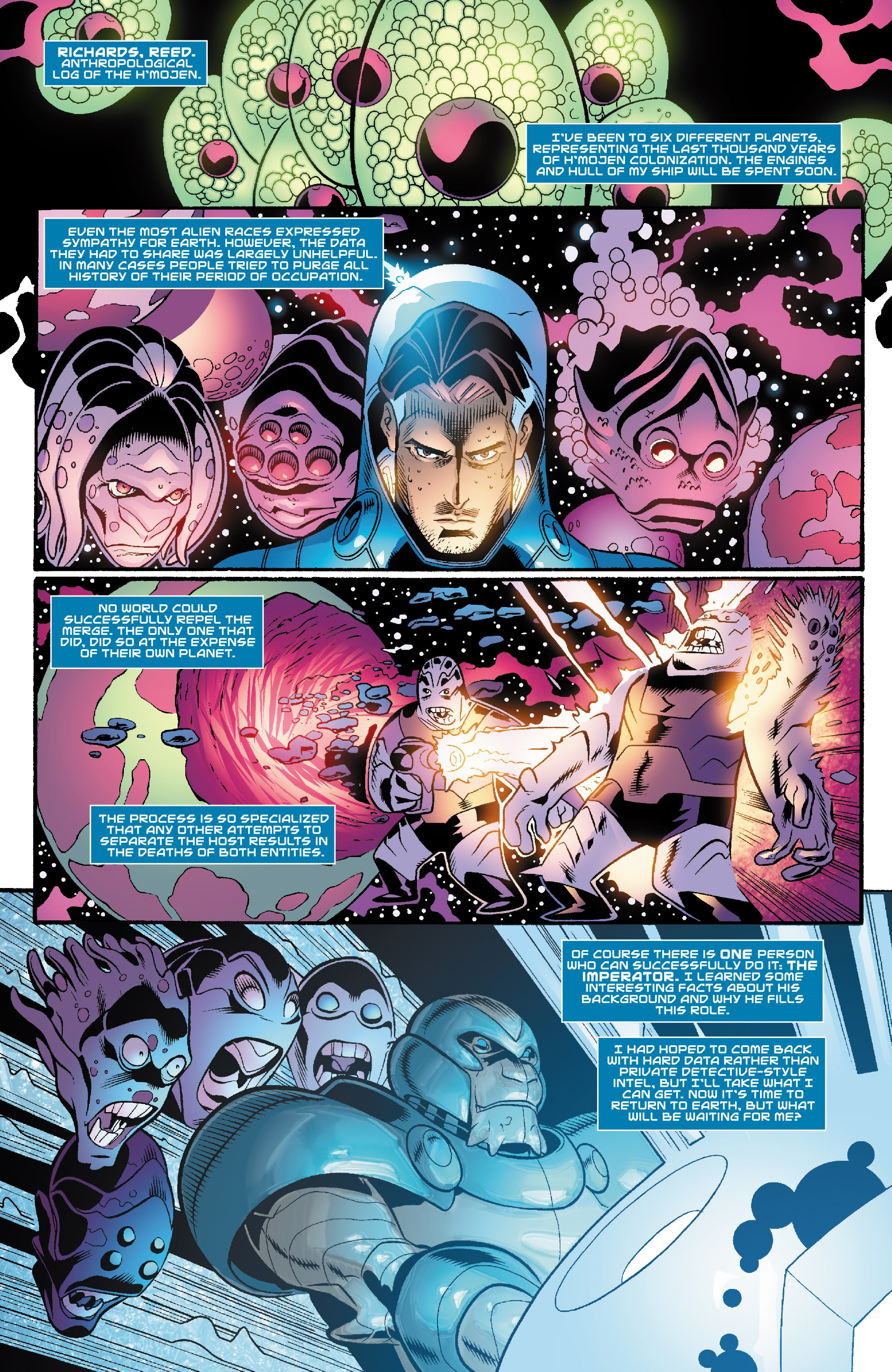 Spider-Man and the Fantastic Four issue 3 - Page 22