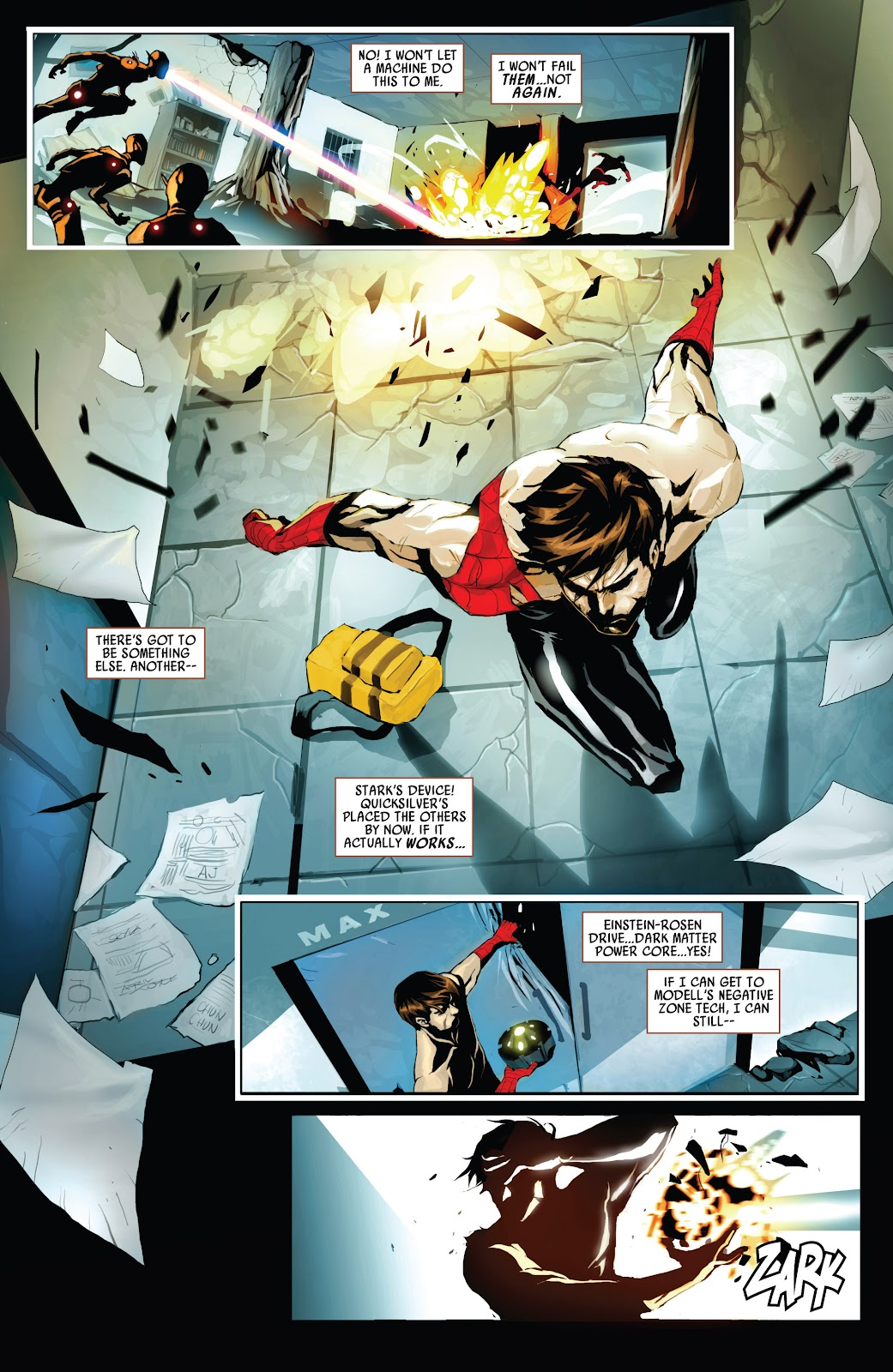 Read online Age of Ultron Companion comic -  Issue # TPB (Part 1) - 86