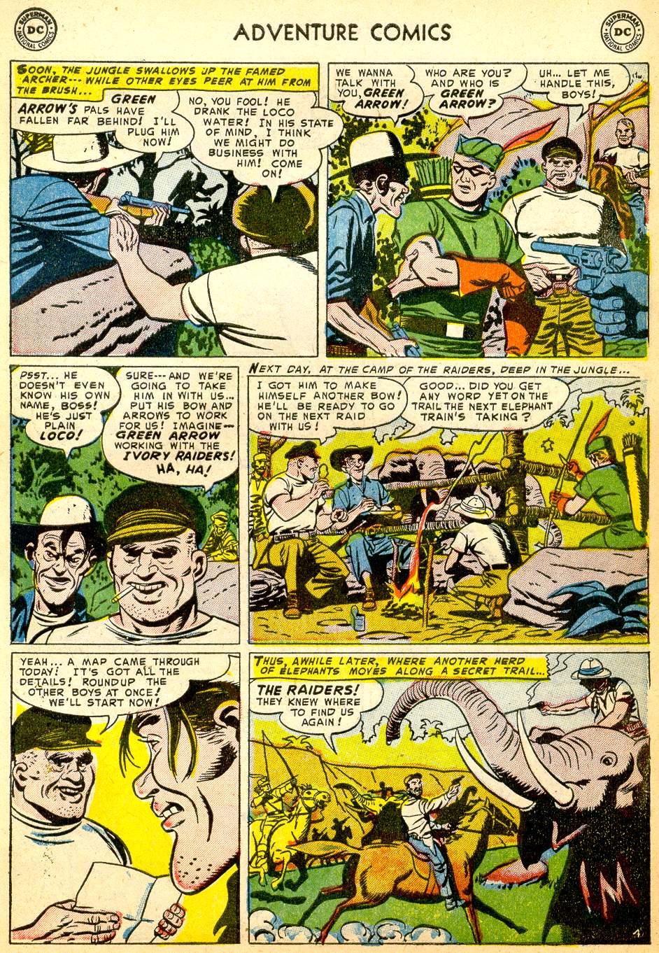 Read online Adventure Comics (1938) comic -  Issue #191 - 37